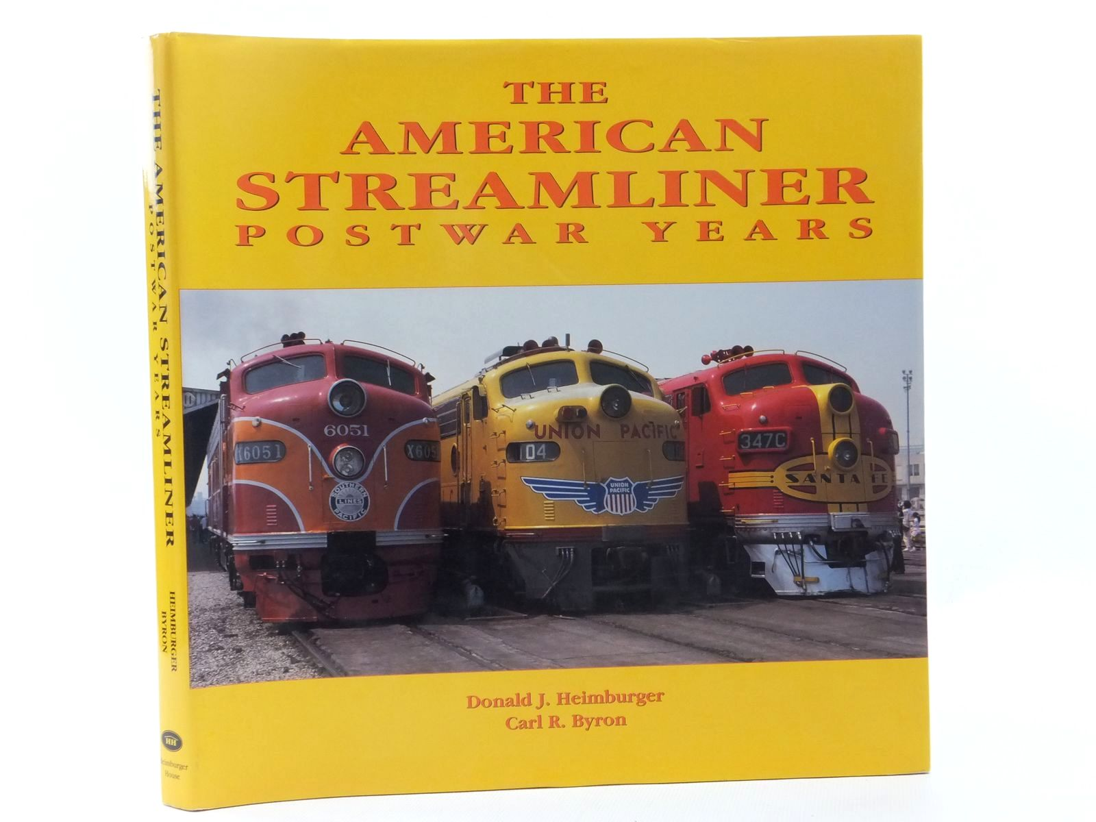 Photo of THE AMERICAN STREAMLINER POSTWAR YEARS written by Heimburger, Donald J.<br />Byron, Carl R. published by Heimburger House Publishing Company (STOCK CODE: 1815022)  for sale by Stella & Rose's Books
