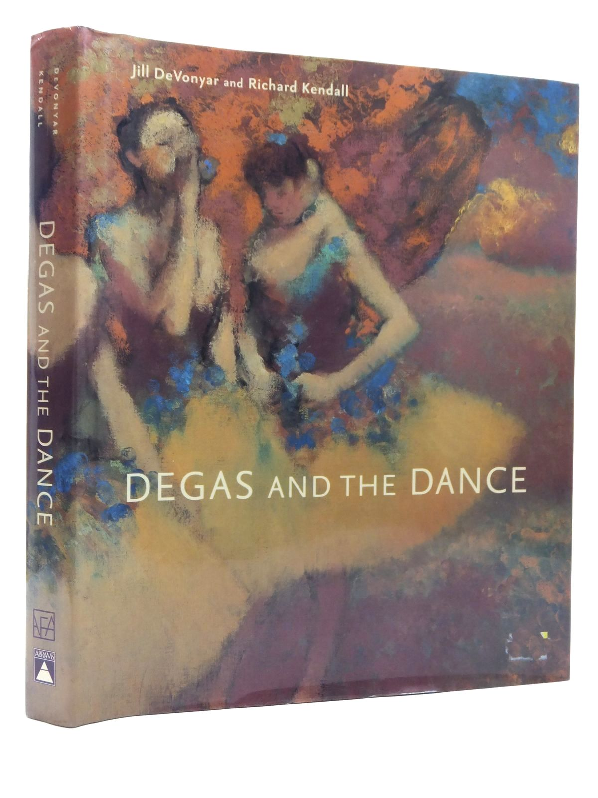 Photo of DEGAS AND THE DANCE written by Devonyar, Jill<br />Kendall, Richard illustrated by Degas, Edgar published by Harry N. Abrams, Inc. (STOCK CODE: 1815051)  for sale by Stella & Rose's Books