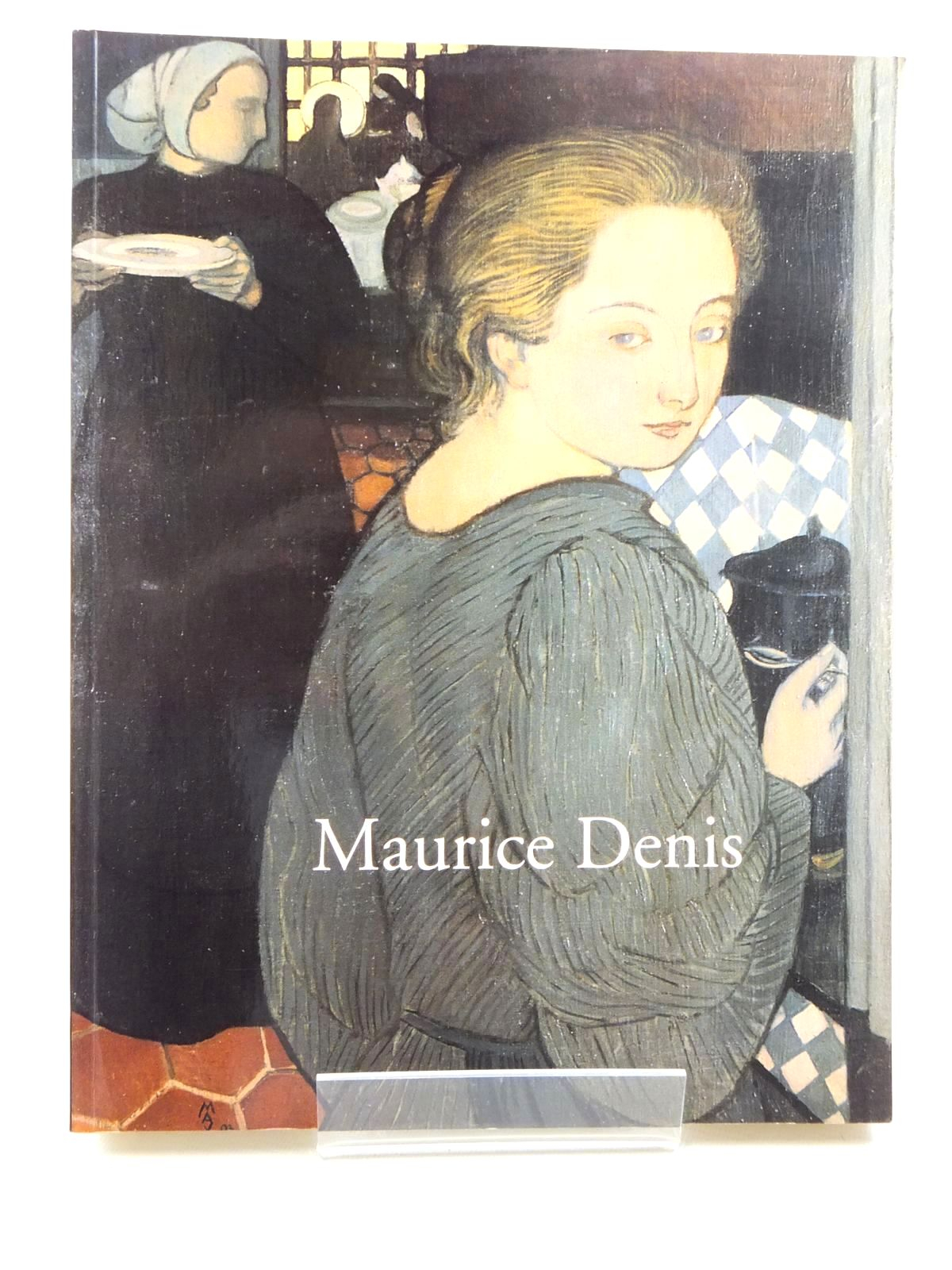 Photo of MAURICE DENIS 1870-1943 written by Bouillon, Jean-Paul<br />Cogeval, Guy<br />et al, illustrated by Denis, Maurice published by Snoeck-Ducaju & Zoon (STOCK CODE: 1815054)  for sale by Stella & Rose's Books