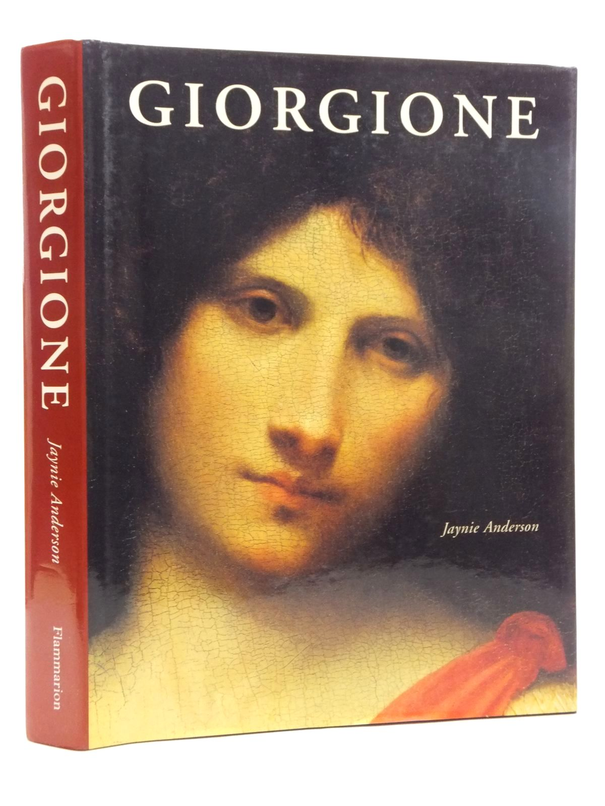 Photo of GIORGIONE: THE PAINTER OF 'POETIC BREVITY' written by Anderson, Jaynie illustrated by Giorgione, published by Flammarion (STOCK CODE: 1815062)  for sale by Stella & Rose's Books