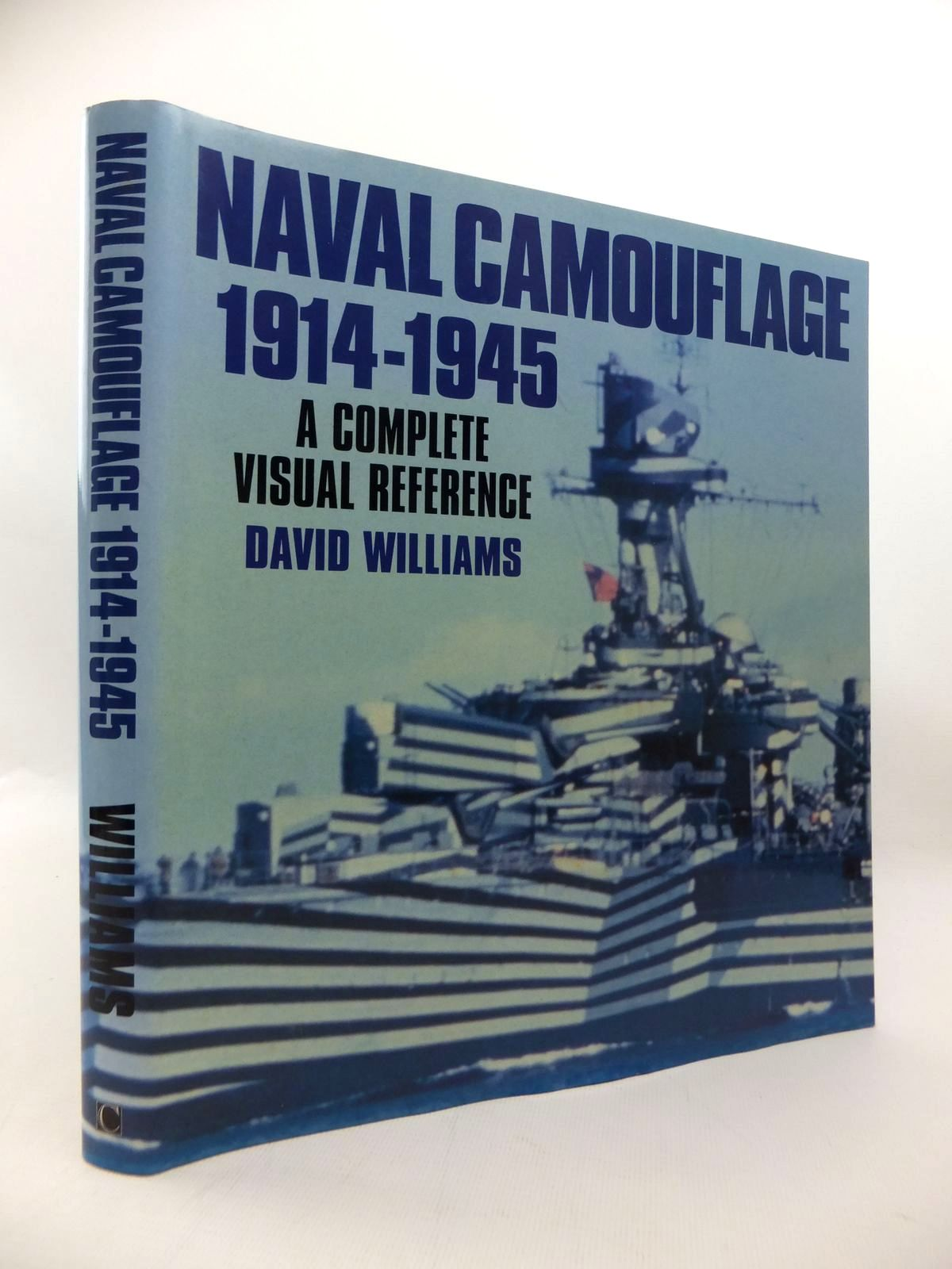 Photo of NAVAL CAMOUFLAGE 1914-1945: A COMPLETE VISUAL REFERENCE written by Williams, David published by Chatham Publishing (STOCK CODE: 1815083)  for sale by Stella & Rose's Books
