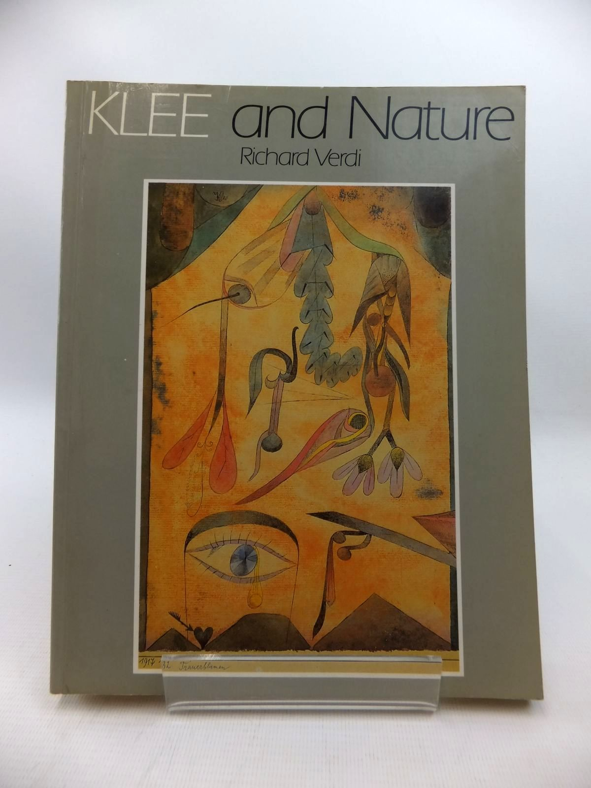 Photo of KLEE AND NATURE written by Verdi, Richard illustrated by Klee, Paul published by A. Zwemmer (STOCK CODE: 1815093)  for sale by Stella & Rose's Books