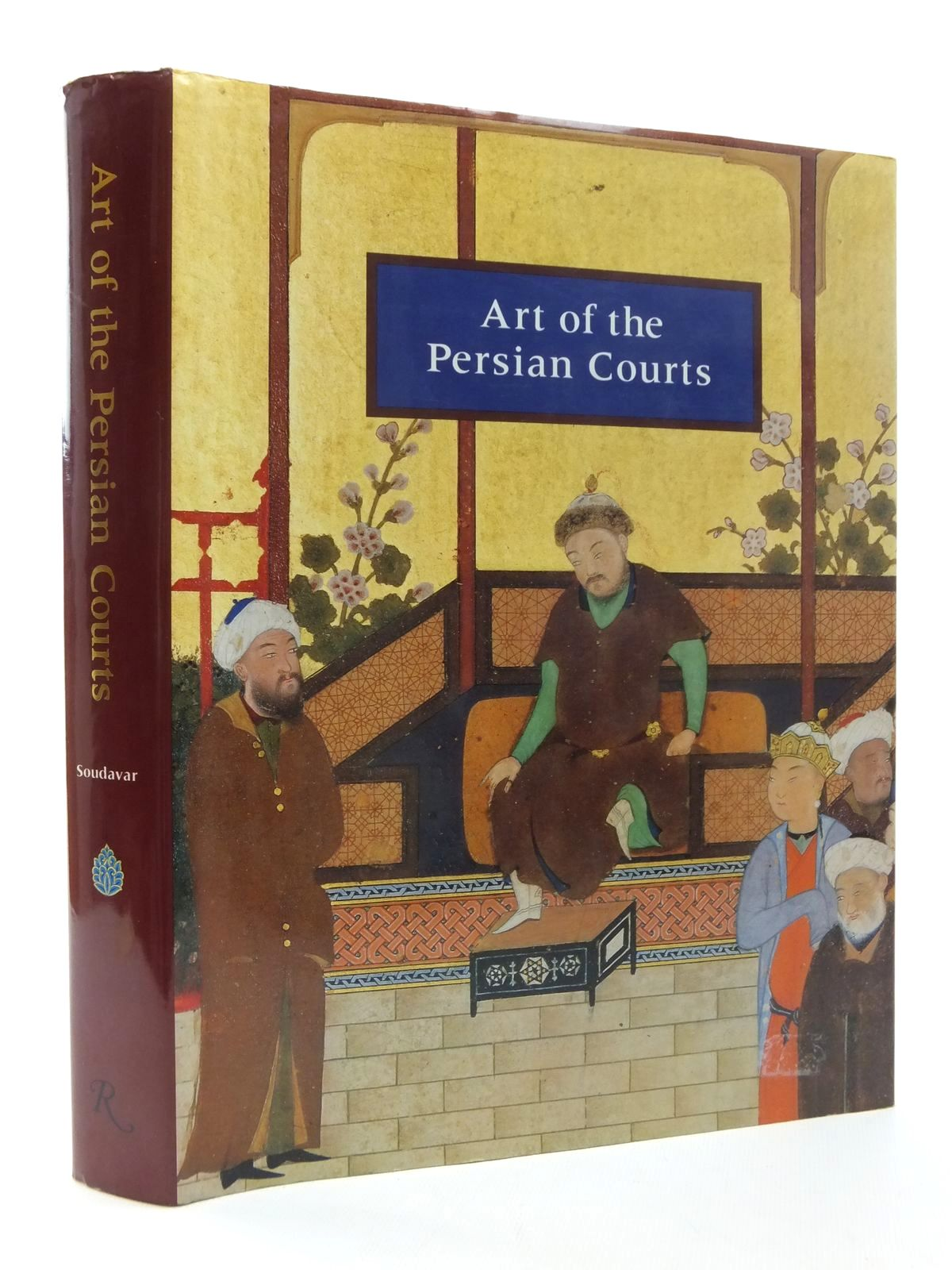 Photo of ART OF THE PERSIAN COURTS written by Soudavar, Abolala published by Rizzoli (STOCK CODE: 1815109)  for sale by Stella & Rose's Books