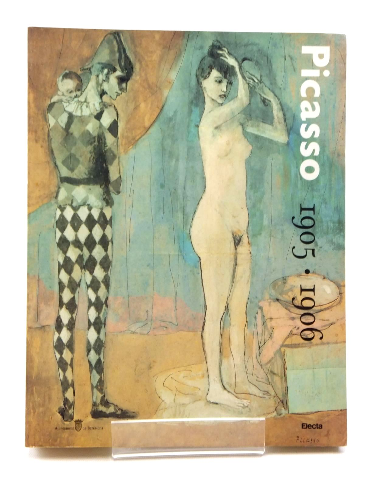 Photo of PICASSO 1905-1906 illustrated by Picasso, Pablo published by Electa (STOCK CODE: 1815125)  for sale by Stella & Rose's Books