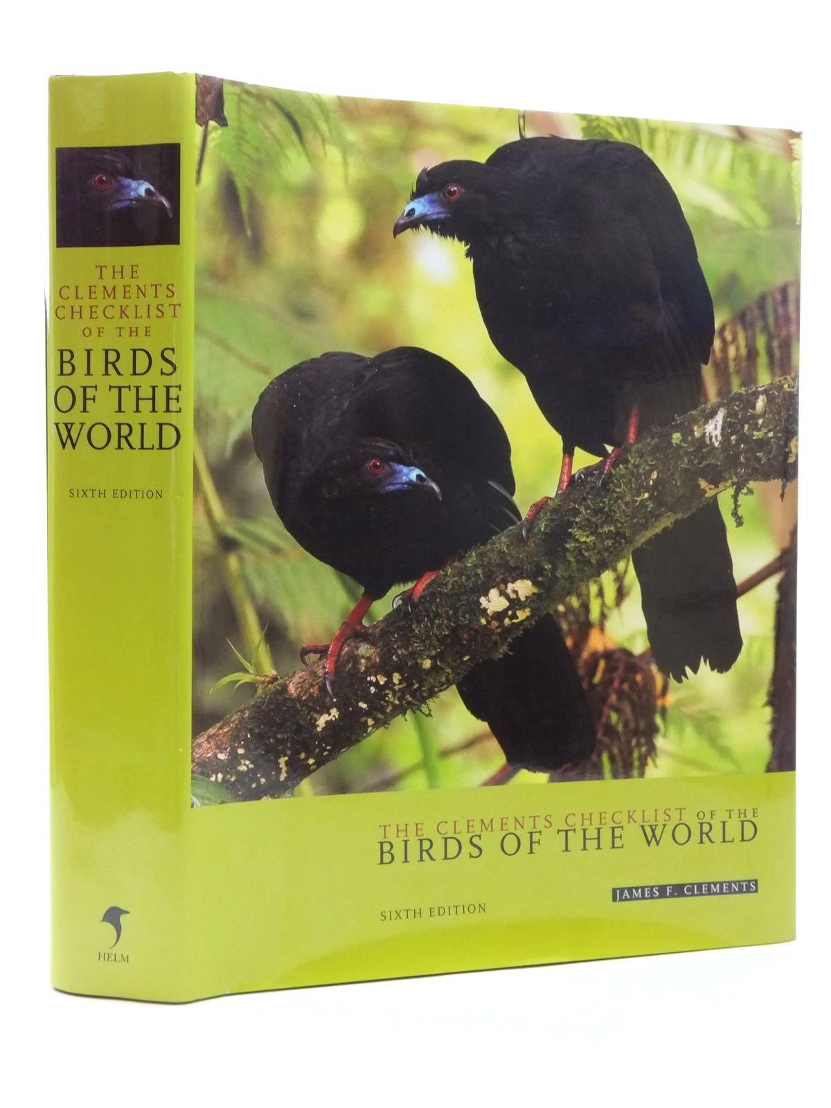 Photo of THE CLEMENTS CHECKLIST OF THE BIRDS OF THE WORLD written by Clements, James F.<br />Diamond, Jared M.<br />et al, published by Christopher Helm (STOCK CODE: 1815137)  for sale by Stella & Rose's Books