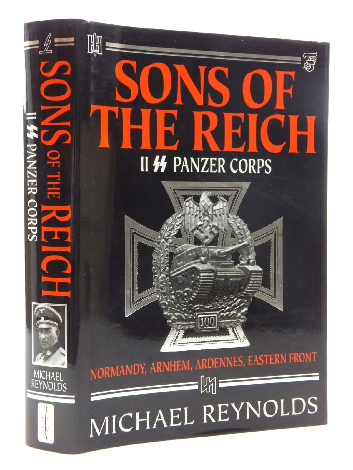 Photo of SONS OF THE REICH written by Reynolds, Michael published by Spellmount Ltd. (STOCK CODE: 1815161)  for sale by Stella & Rose's Books