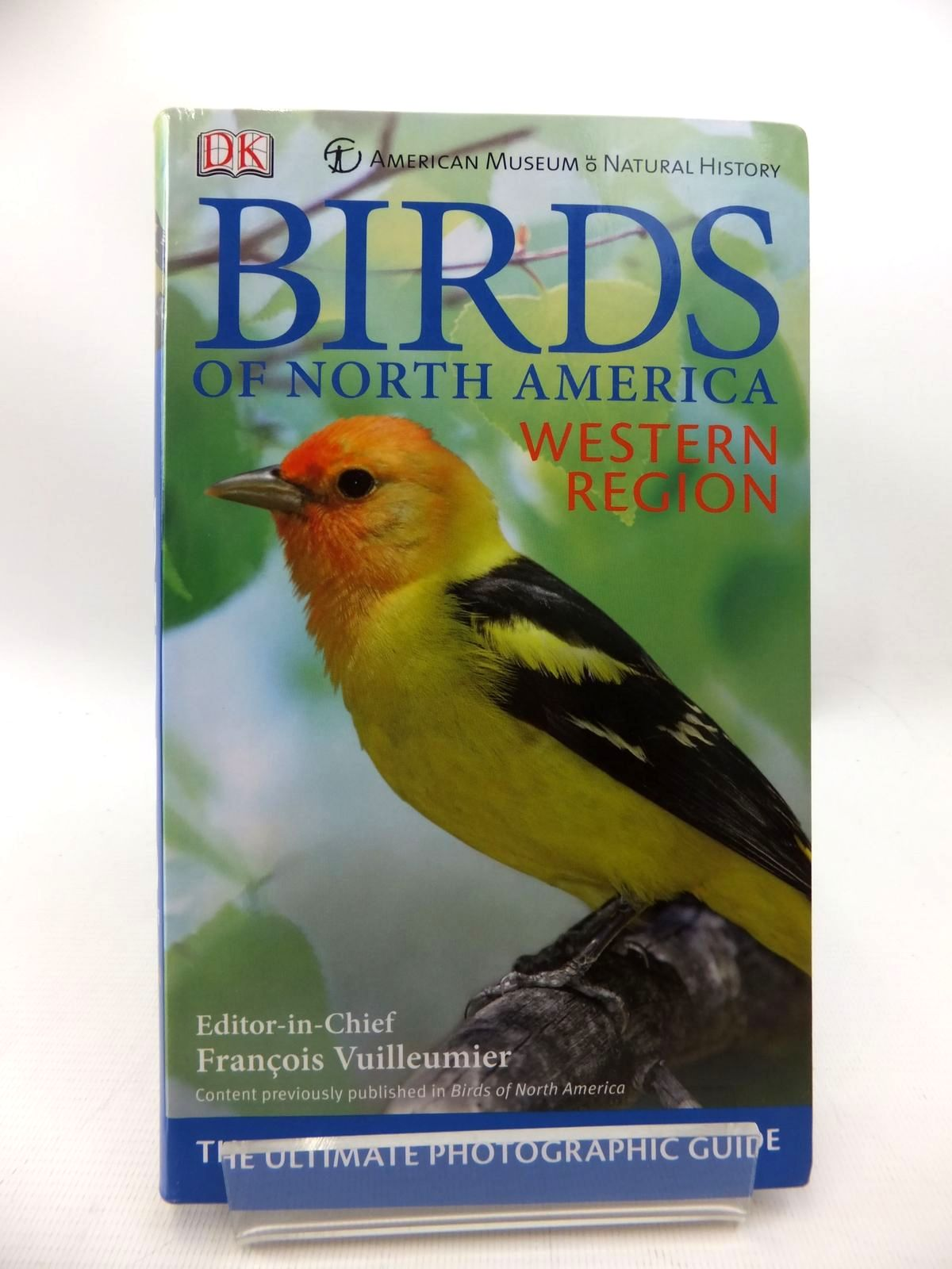 Photo of BIRDS OF NORTH AMERICA: WESTERN REGION written by Vuilleumier, Francois published by Dorling Kindersley (STOCK CODE: 1815195)  for sale by Stella & Rose's Books