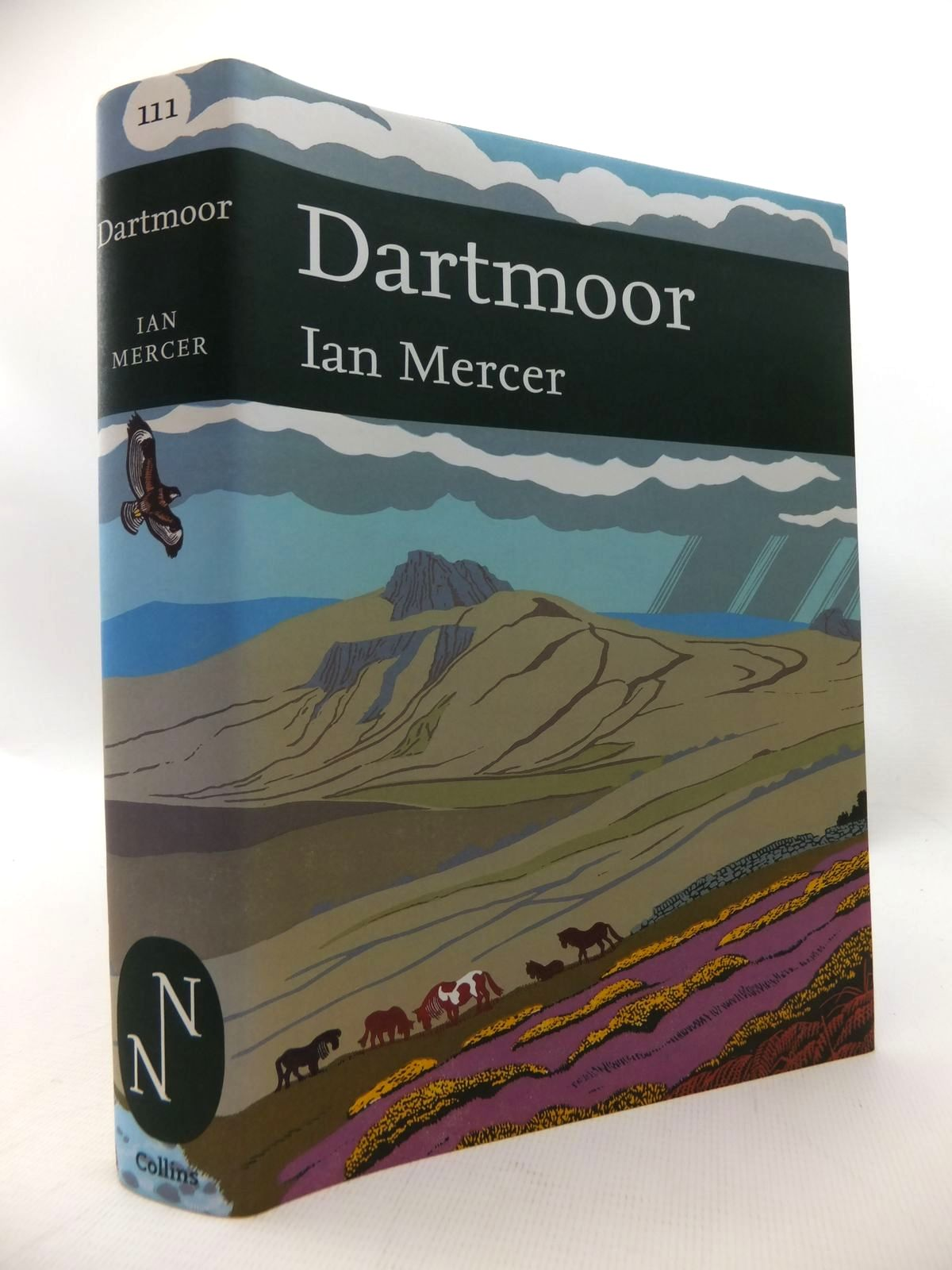 Photo of DARTMOOR (NN 111) written by Mercer, Ian published by Collins (STOCK CODE: 1815213)  for sale by Stella & Rose's Books