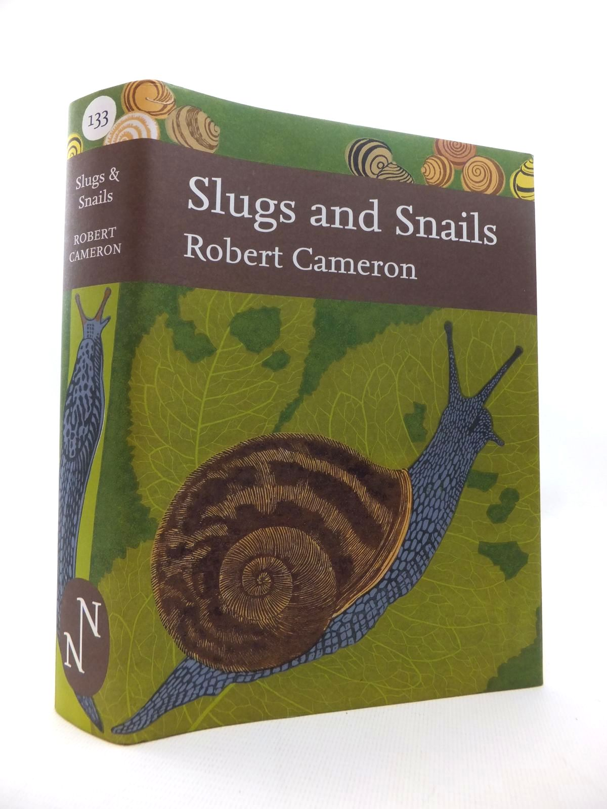 Photo of SLUGS AND SNAILS (NN 133) written by Cameron, Robert published by William Collins (STOCK CODE: 1815214)  for sale by Stella & Rose's Books