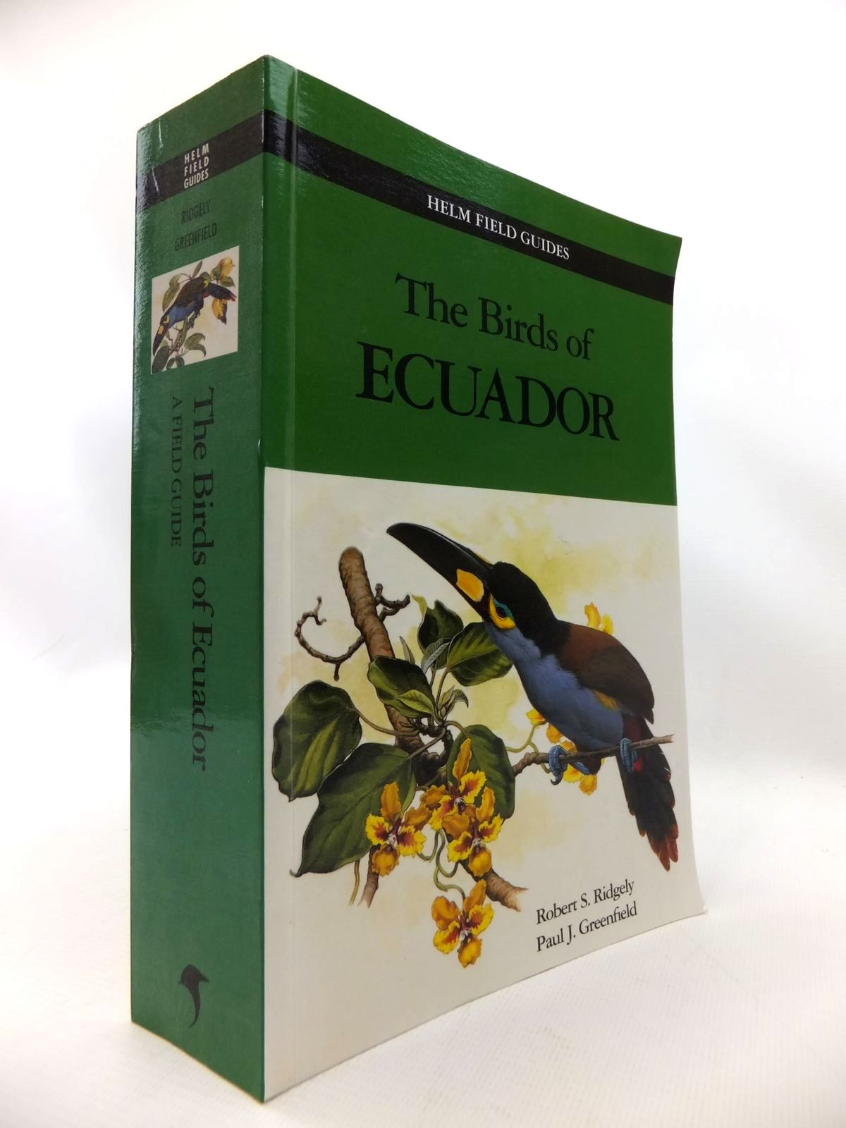 Photo of THE BIRDS OF ECUADOR VOLUME II (HELM FIELD GUIDES) written by Ridgely, Robert S.<br />Greenfield, Paul J. published by Christopher Helm (STOCK CODE: 1815225)  for sale by Stella & Rose's Books