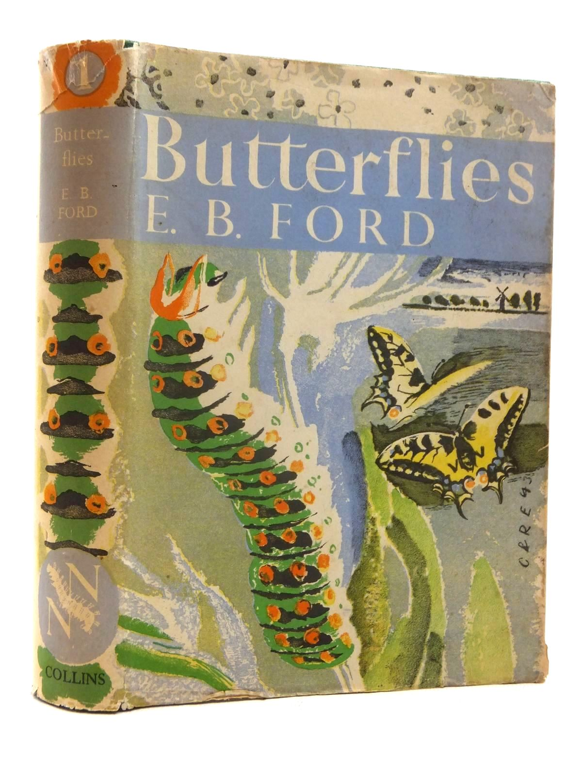 Photo of BUTTERFLIES (NN 1) written by Ford, E.B. published by Collins (STOCK CODE: 1815287)  for sale by Stella & Rose's Books