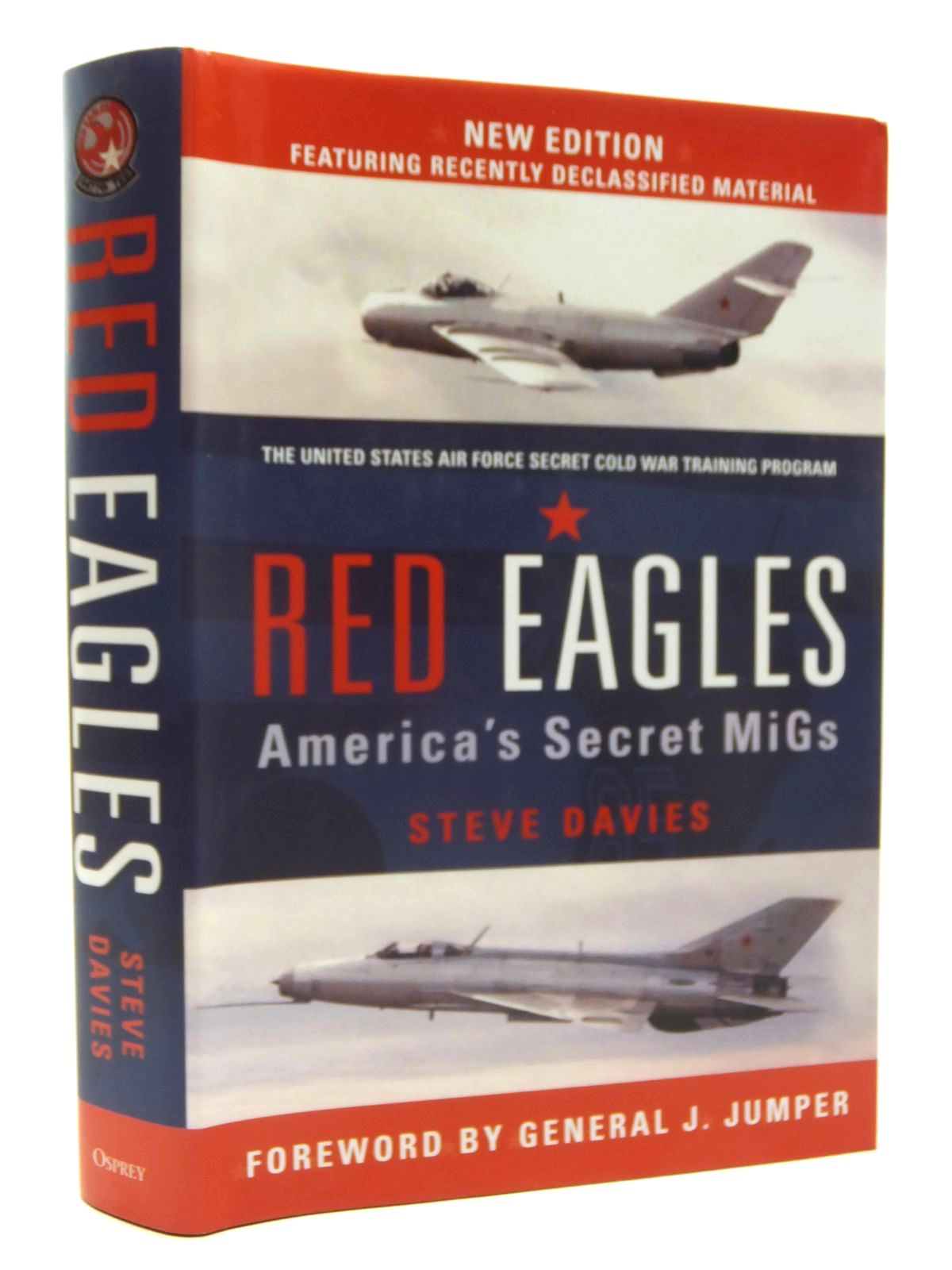 Photo of RED EAGLES AMERICA'S SECRET MIGS written by Davies, Steve published by Osprey Publishing (STOCK CODE: 1815353)  for sale by Stella & Rose's Books