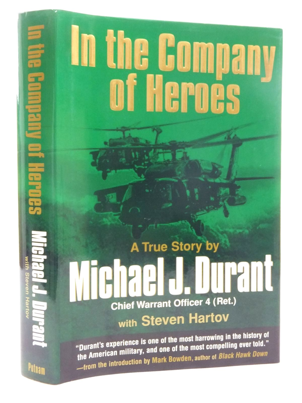 Photo of IN THE COMPANY OF HEROES written by Durant, Michael J.<br />Hartov, Steven published by G.P. Putnam's Sons (STOCK CODE: 1815354)  for sale by Stella & Rose's Books