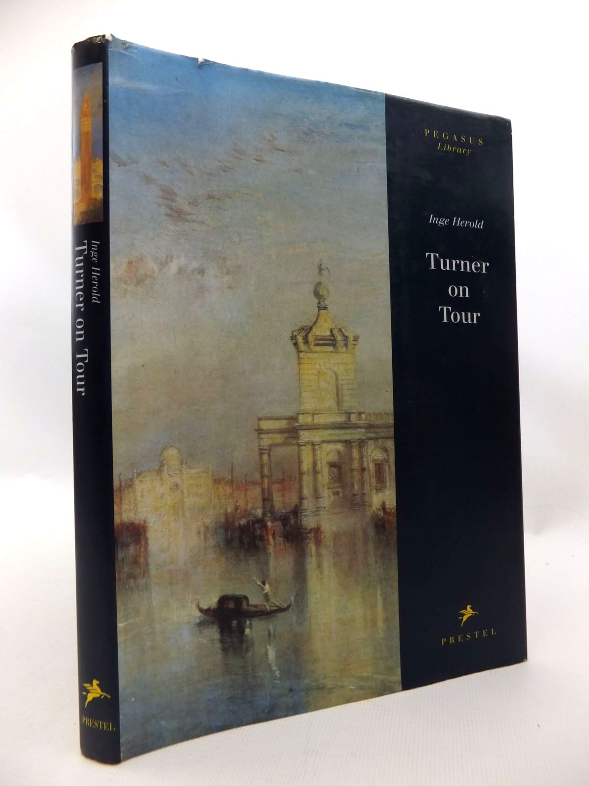 Photo of TURNER ON TOUR written by Herold, Inge illustrated by Turner, J.M.W.<br />Turner, Joseph Mallord William published by Prestel (STOCK CODE: 1815364)  for sale by Stella & Rose's Books