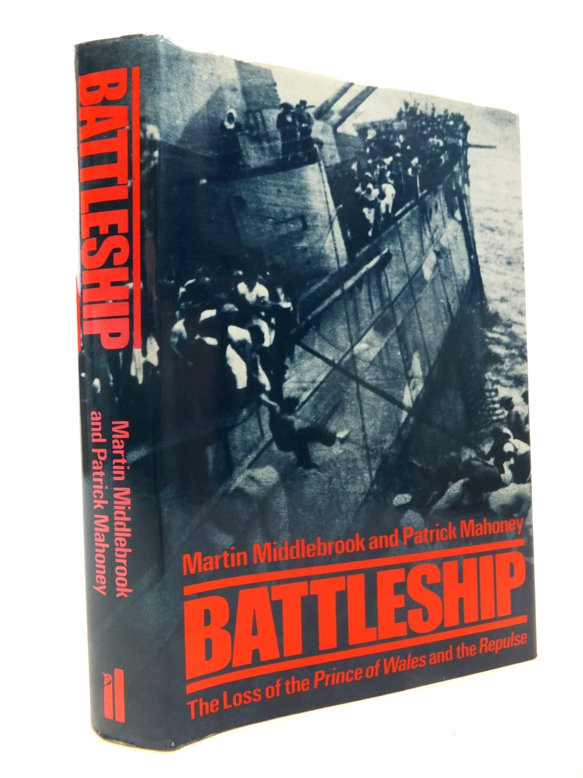 Photo of BATTLESHIP written by Middlebrook, Martin<br />Mahoney, Patrick published by Allen Lane (STOCK CODE: 1815365)  for sale by Stella & Rose's Books
