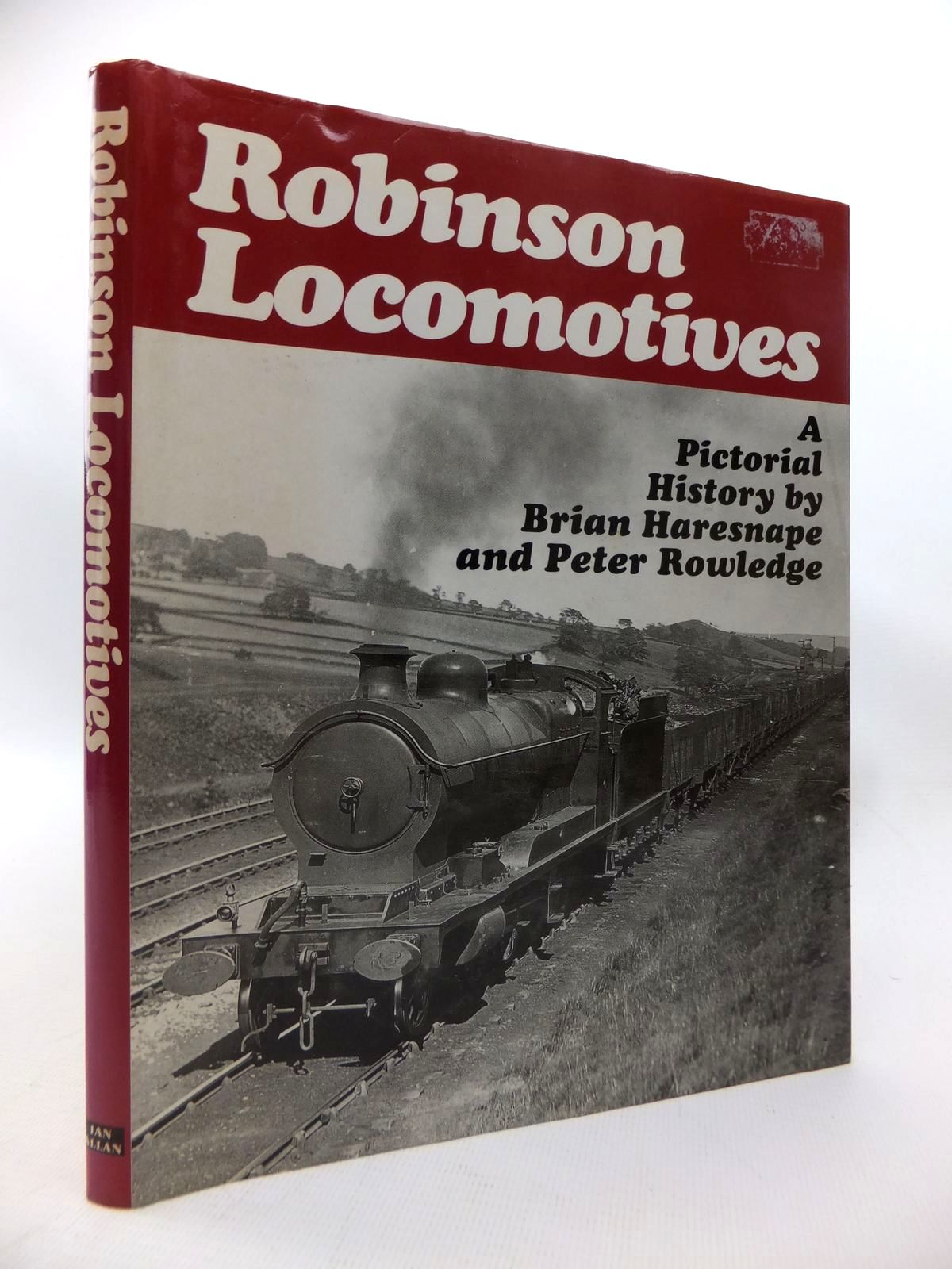 Photo of ROBINSON LOCOMOTIVES A PICTORIAL HISTORY written by Haresnape, Brian<br />Rowledge, Peter published by Ian Allan Ltd. (STOCK CODE: 1815404)  for sale by Stella & Rose's Books
