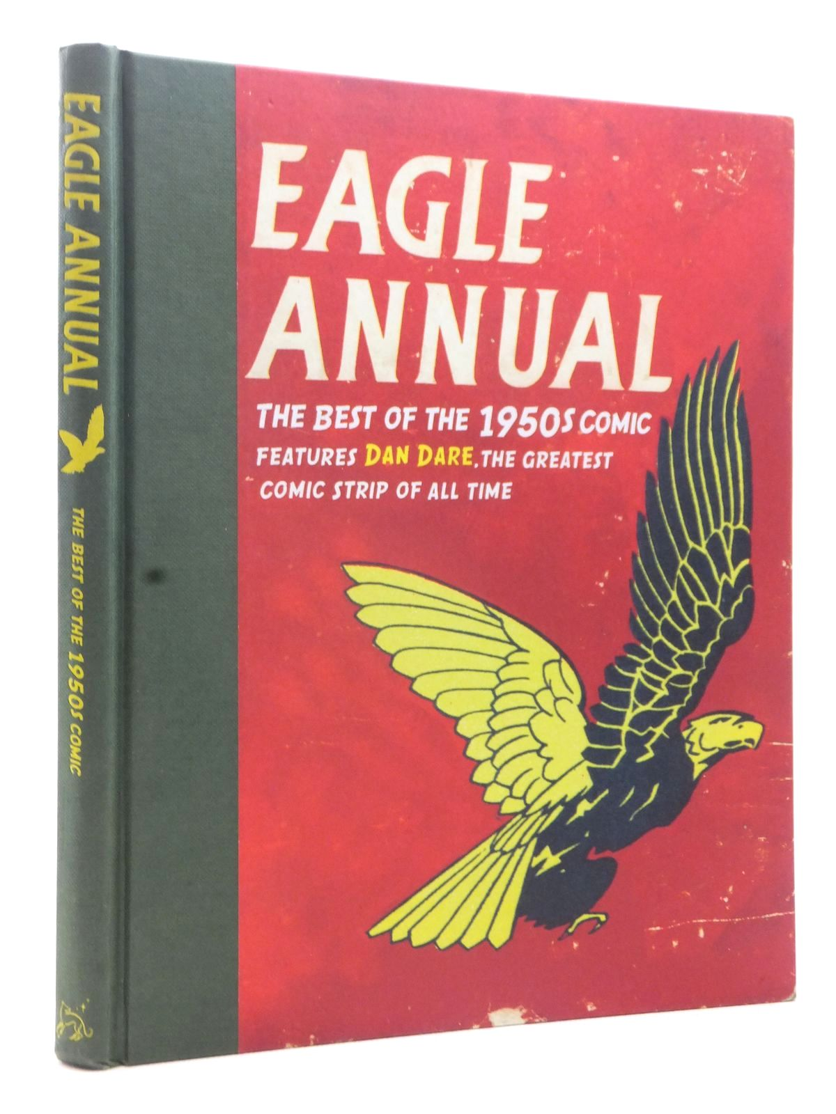 Photo of EAGLE ANNUAL - THE BEST OF THE 1950S COMIC written by Tatarsky, Daniel published by Orion Books (STOCK CODE: 1815473)  for sale by Stella & Rose's Books