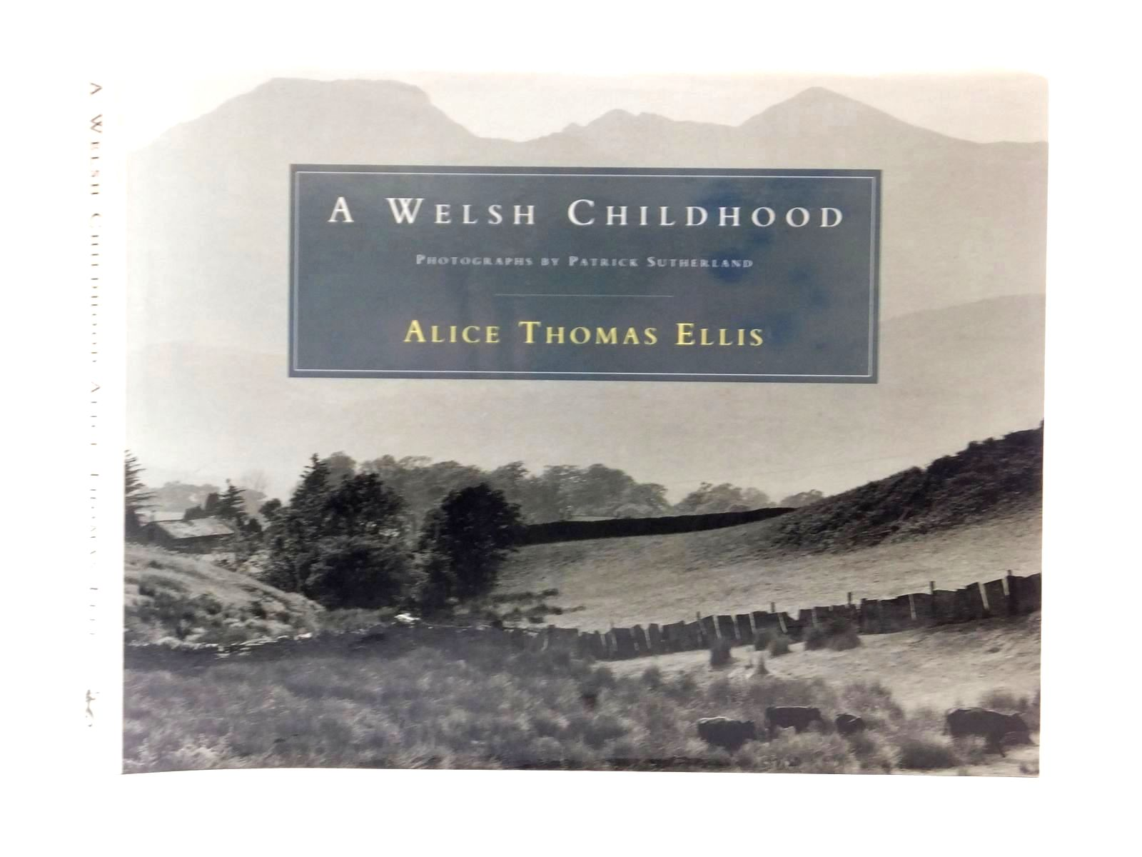 Photo of A WELSH CHILDHOOD written by Ellis, Alice Thomas illustrated by Sutherland, Patrick published by Michael Joseph (STOCK CODE: 1815486)  for sale by Stella & Rose's Books