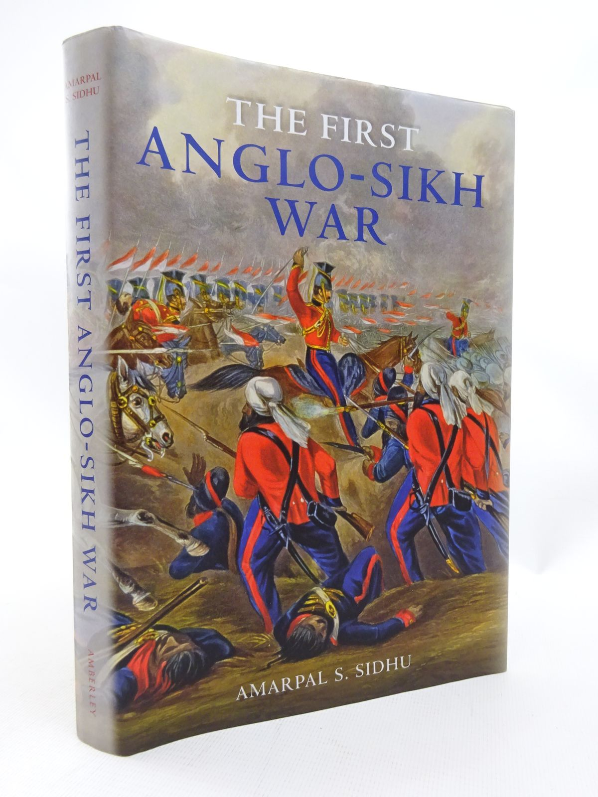 Photo of THE FIRST ANGLO-SIKH WAR written by Sidhu, Amarpal S. published by Amberley (STOCK CODE: 1815488)  for sale by Stella & Rose's Books