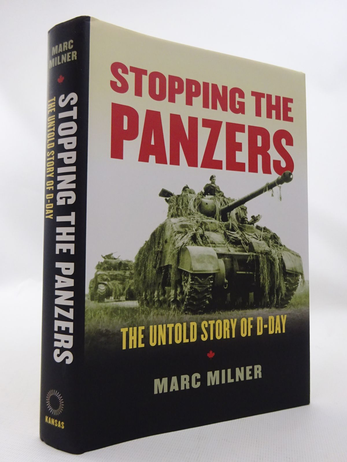Photo of STOPPING THE PANZERS: THE UNTOLD STORY OF D-DAY written by Milner, Marc published by University Press Of Kansas (STOCK CODE: 1815492)  for sale by Stella & Rose's Books