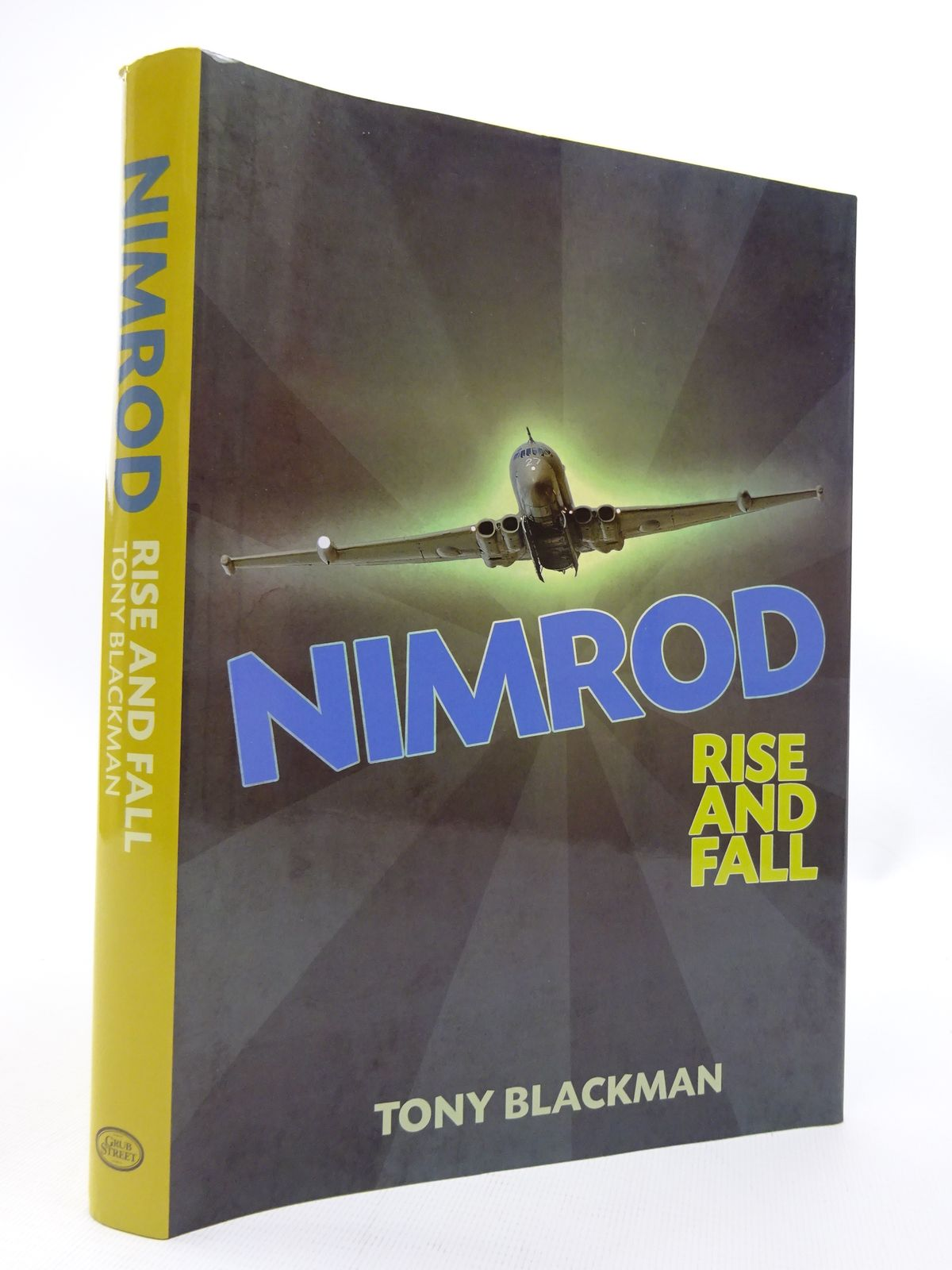Photo of NIMROD RISE AND FALL written by Blackman, Tony published by Grub Street (STOCK CODE: 1815501)  for sale by Stella & Rose's Books