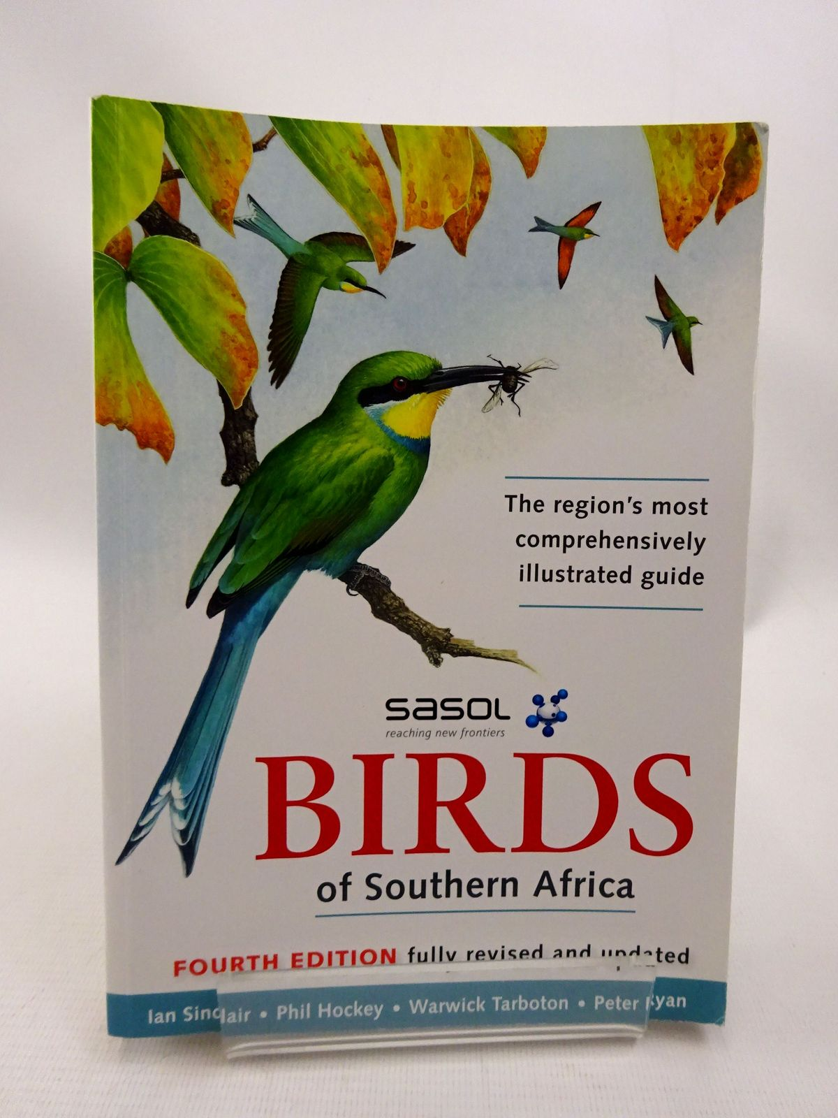 Photo of BIRDS OF SOUTHERN AFRICA: THE REGION'S MOST COMPREHENSIVELY ILLUSTRATED GUIDE written by Sinclair, Ian<br />Hockey, Phil<br />Tarboton, Warwick<br />Ryan, Peter illustrated by Arlott, Norman<br />Hayman, Peter published by Struik Nature (STOCK CODE: 1815511)  for sale by Stella & Rose's Books