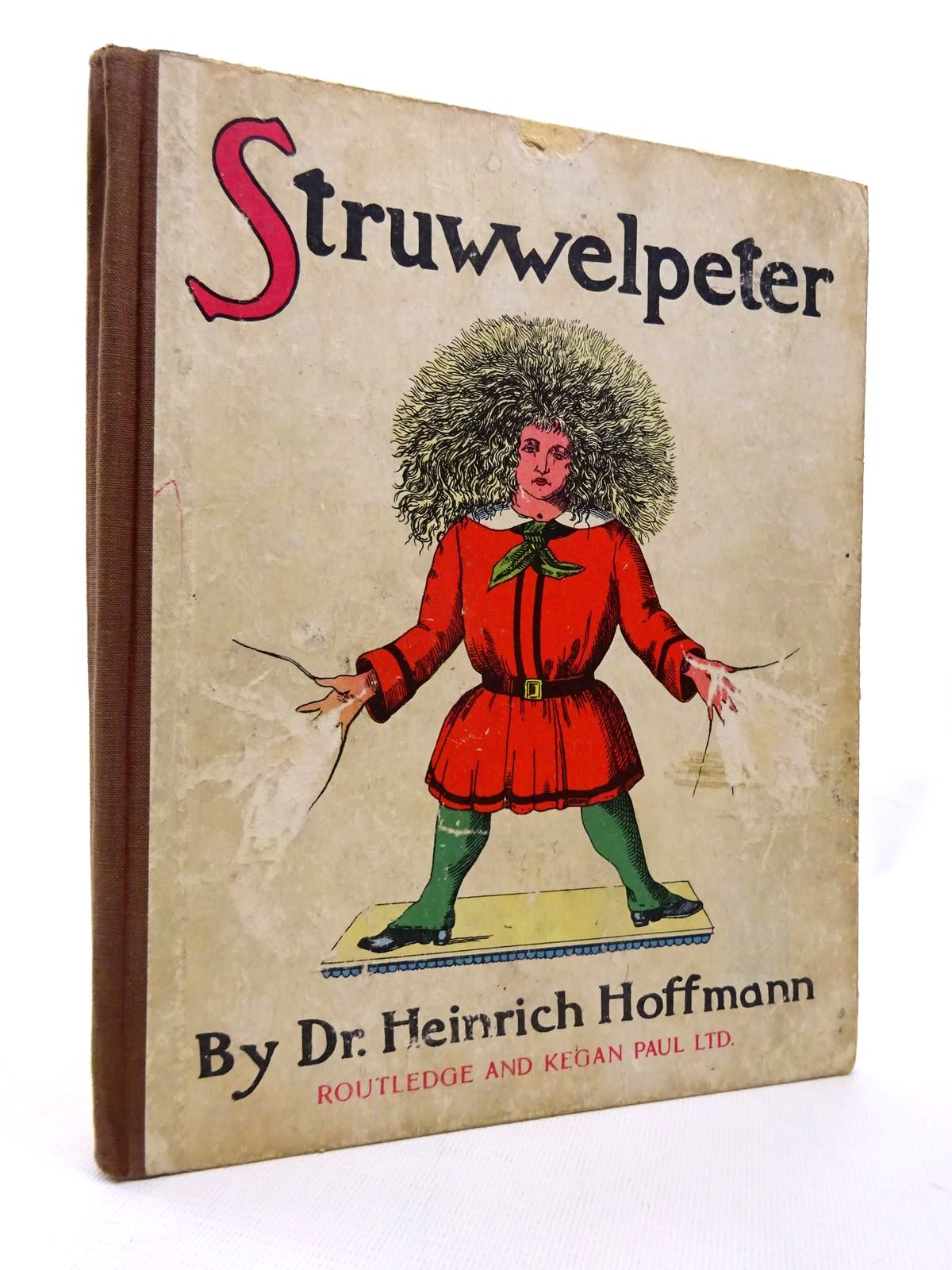 Photo of STRUWWELPETER written by Hoffmann, Heinrich published by Routledge & Kegan Paul (STOCK CODE: 1815527)  for sale by Stella & Rose's Books