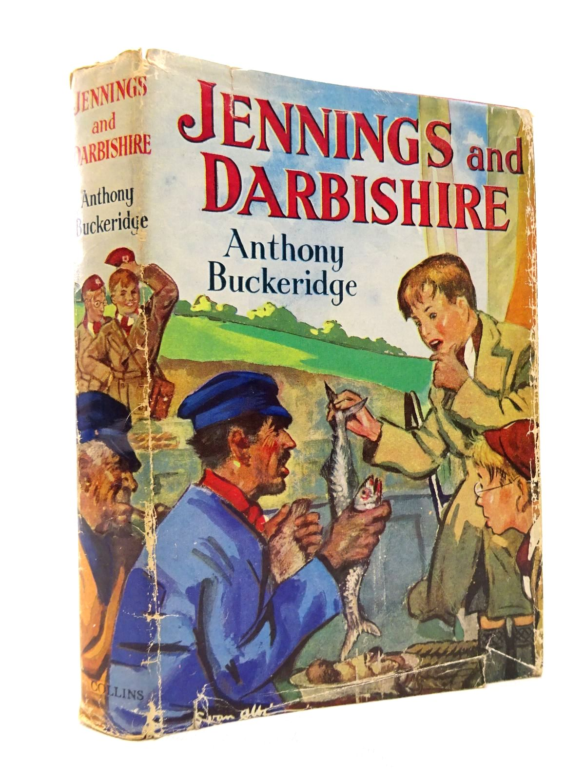 Photo of JENNINGS AND DARBISHIRE written by Buckeridge, Anthony published by Collins (STOCK CODE: 1815562)  for sale by Stella & Rose's Books