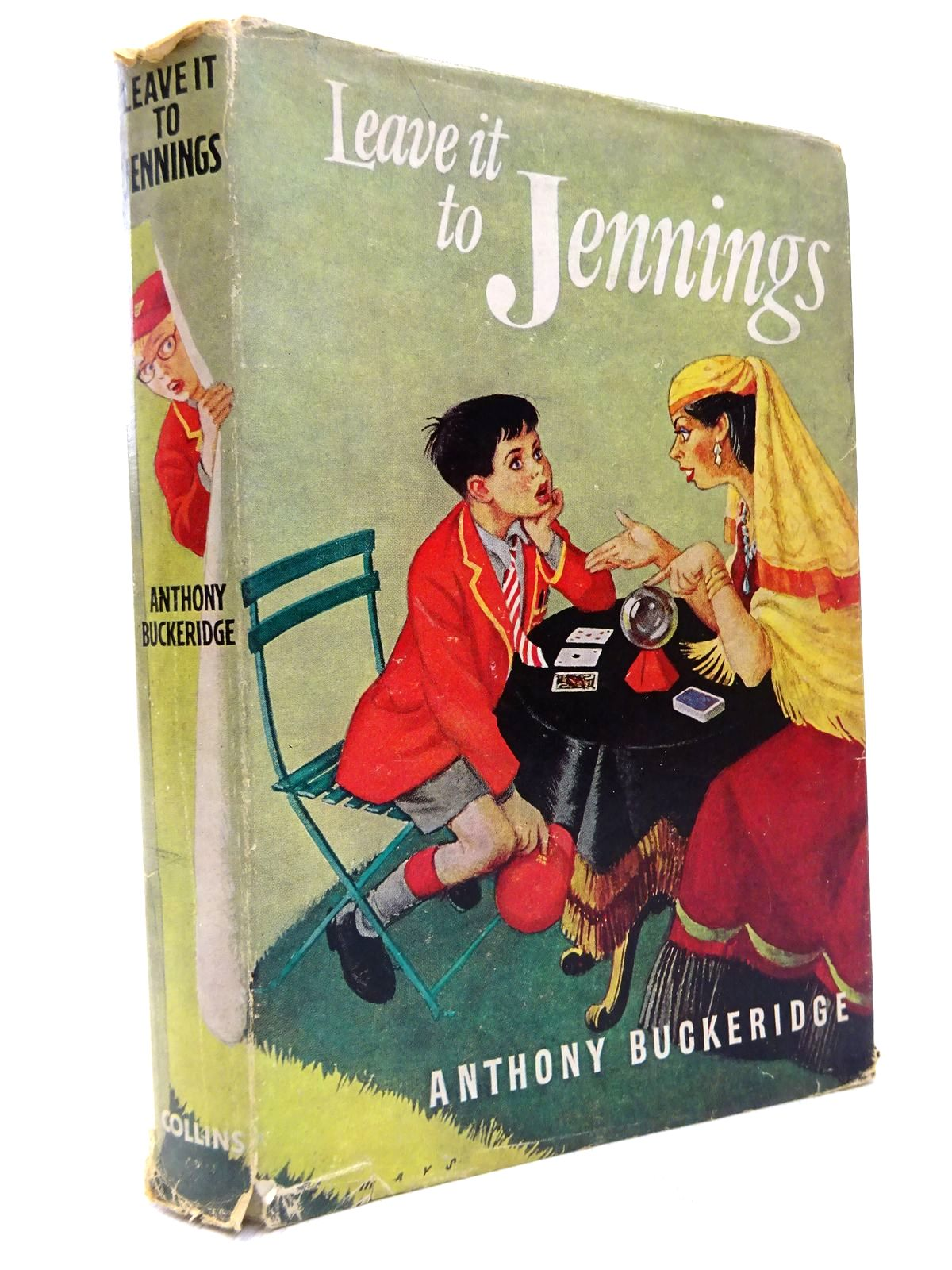 Photo of LEAVE IT TO JENNINGS written by Buckeridge, Anthony illustrated by Mays,  published by Collins (STOCK CODE: 1815563)  for sale by Stella & Rose's Books