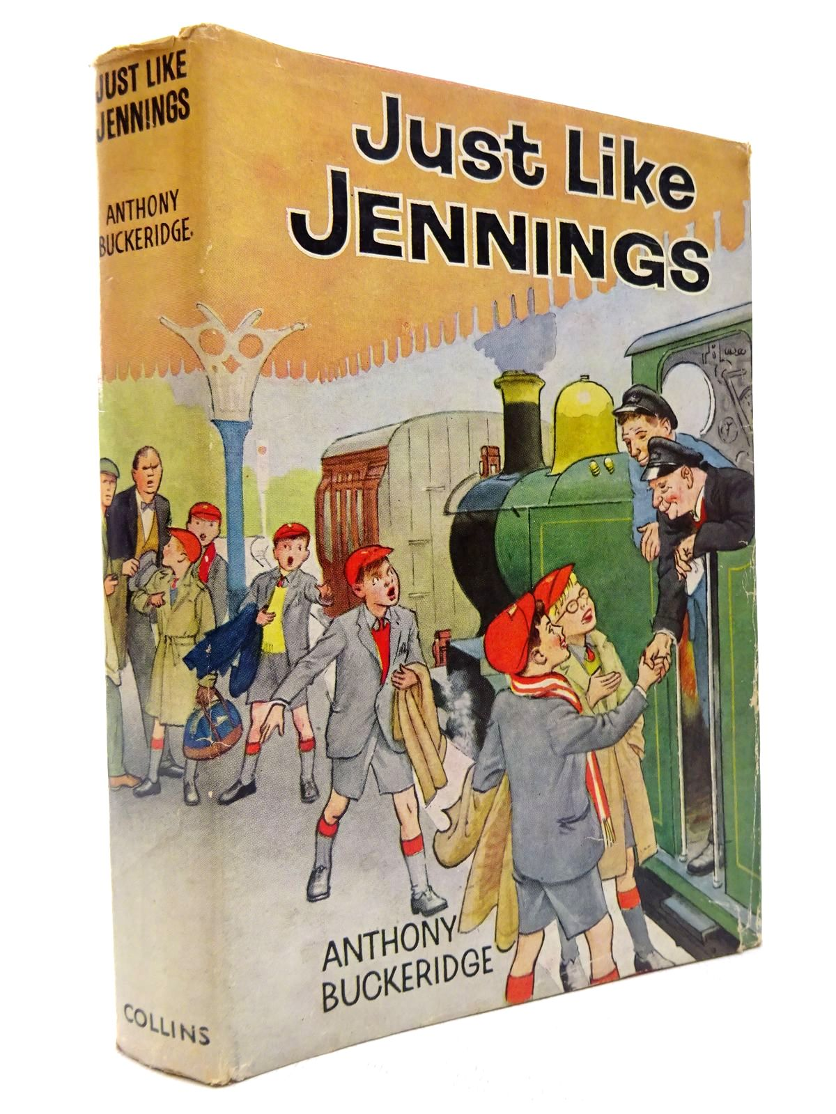 Photo of JUST LIKE JENNINGS written by Buckeridge, Anthony published by Collins (STOCK CODE: 1815568)  for sale by Stella & Rose's Books
