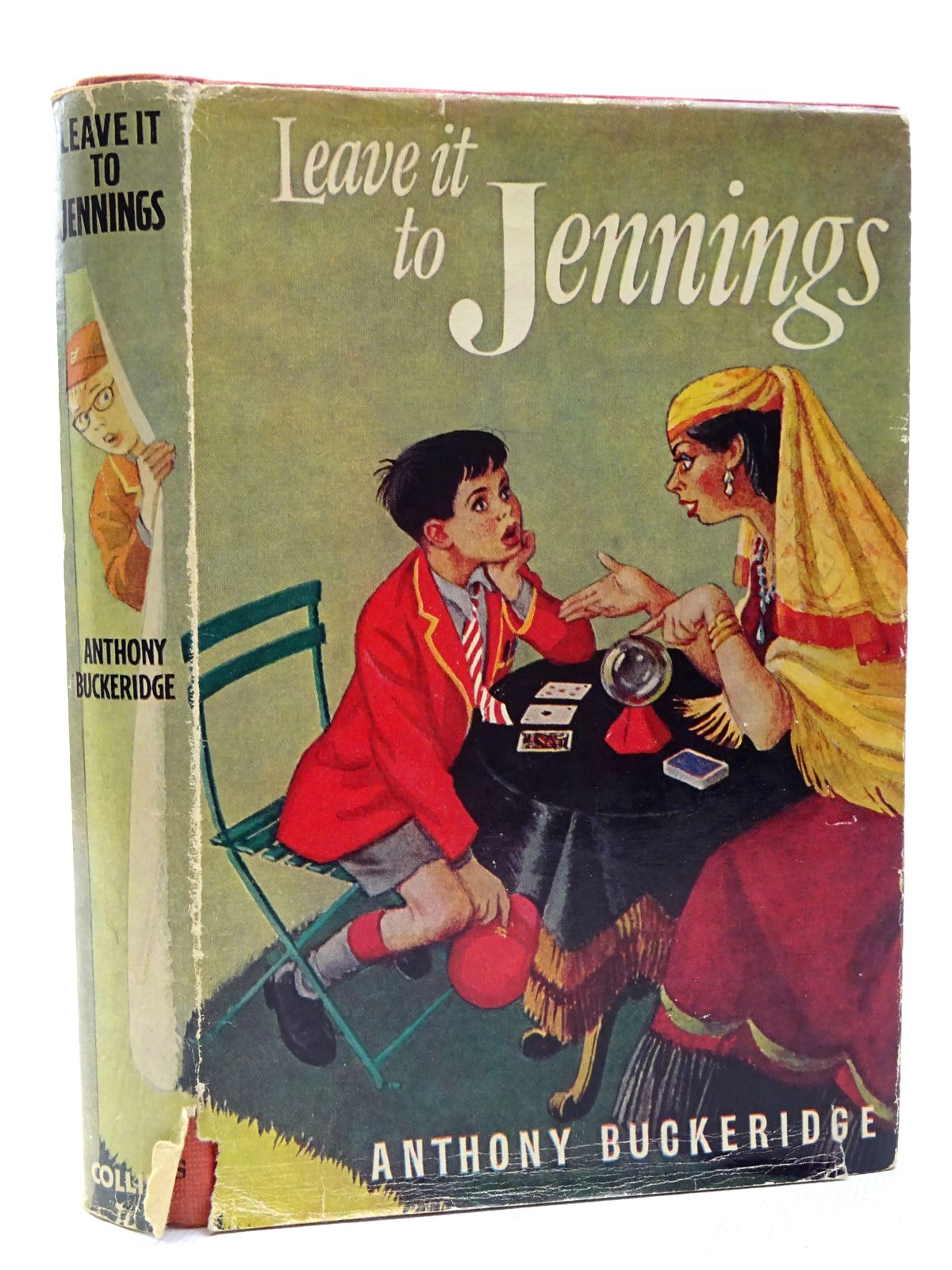 Photo of LEAVE IT TO JENNINGS written by Buckeridge, Anthony illustrated by Mays,  published by Collins (STOCK CODE: 1815588)  for sale by Stella & Rose's Books