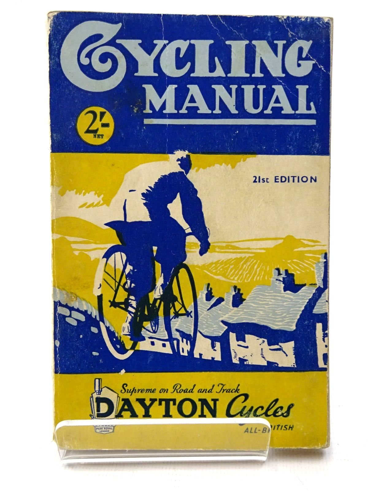 Photo of CYCLING MANUAL published by Temple Press (STOCK CODE: 1815618)  for sale by Stella & Rose's Books