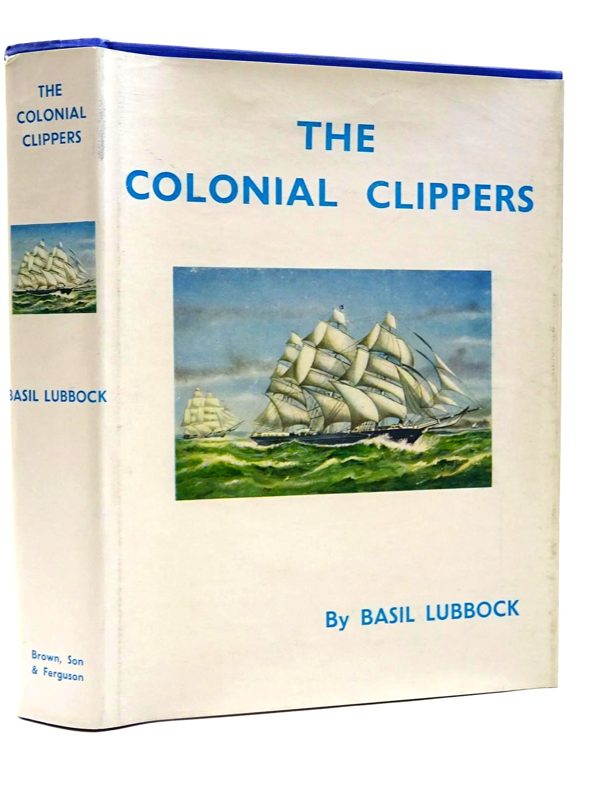 Photo of THE COLONIAL CLIPPERS