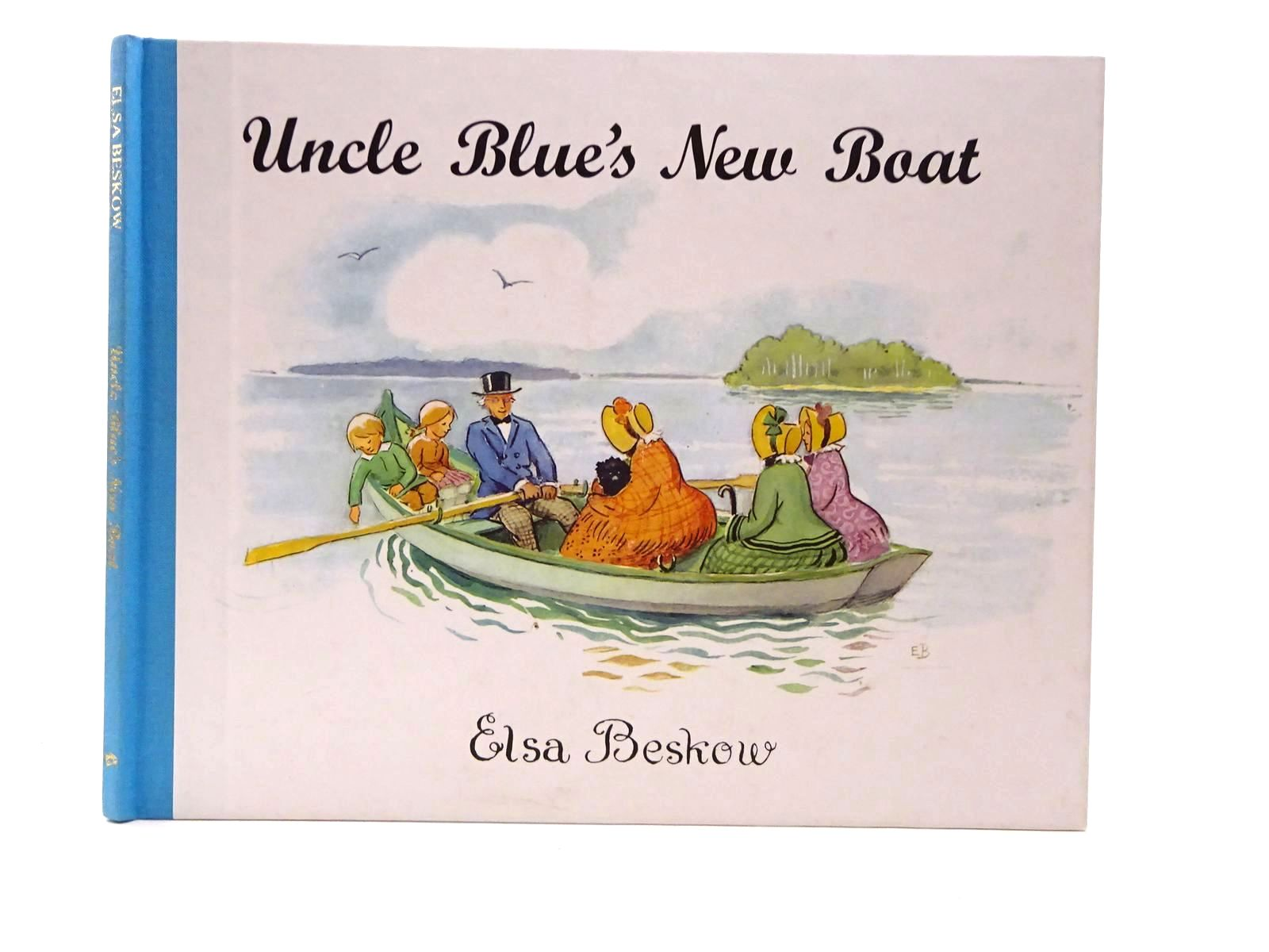 Photo of UNCLE BLUE'S NEW BOAT written by Beskow, Elsa illustrated by Beskow, Elsa published by Floris Books (STOCK CODE: 1815751)  for sale by Stella & Rose's Books