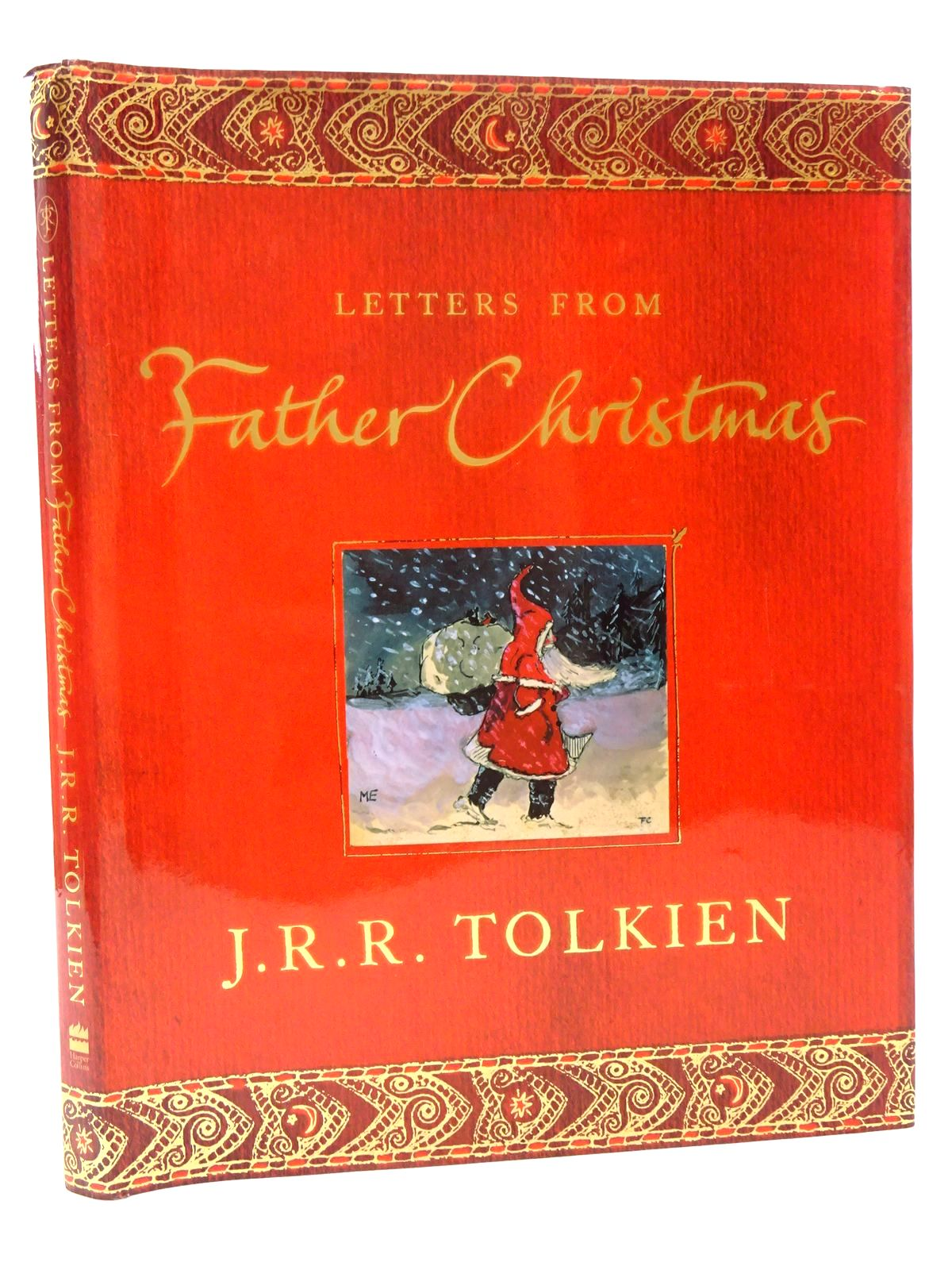 Photo of LETTERS FROM FATHER CHRISTMAS written by Tolkien, J.R.R.<br />Tolkien, Baillie illustrated by Tolkien, J.R.R. published by Harper Collins (STOCK CODE: 1815754)  for sale by Stella & Rose's Books