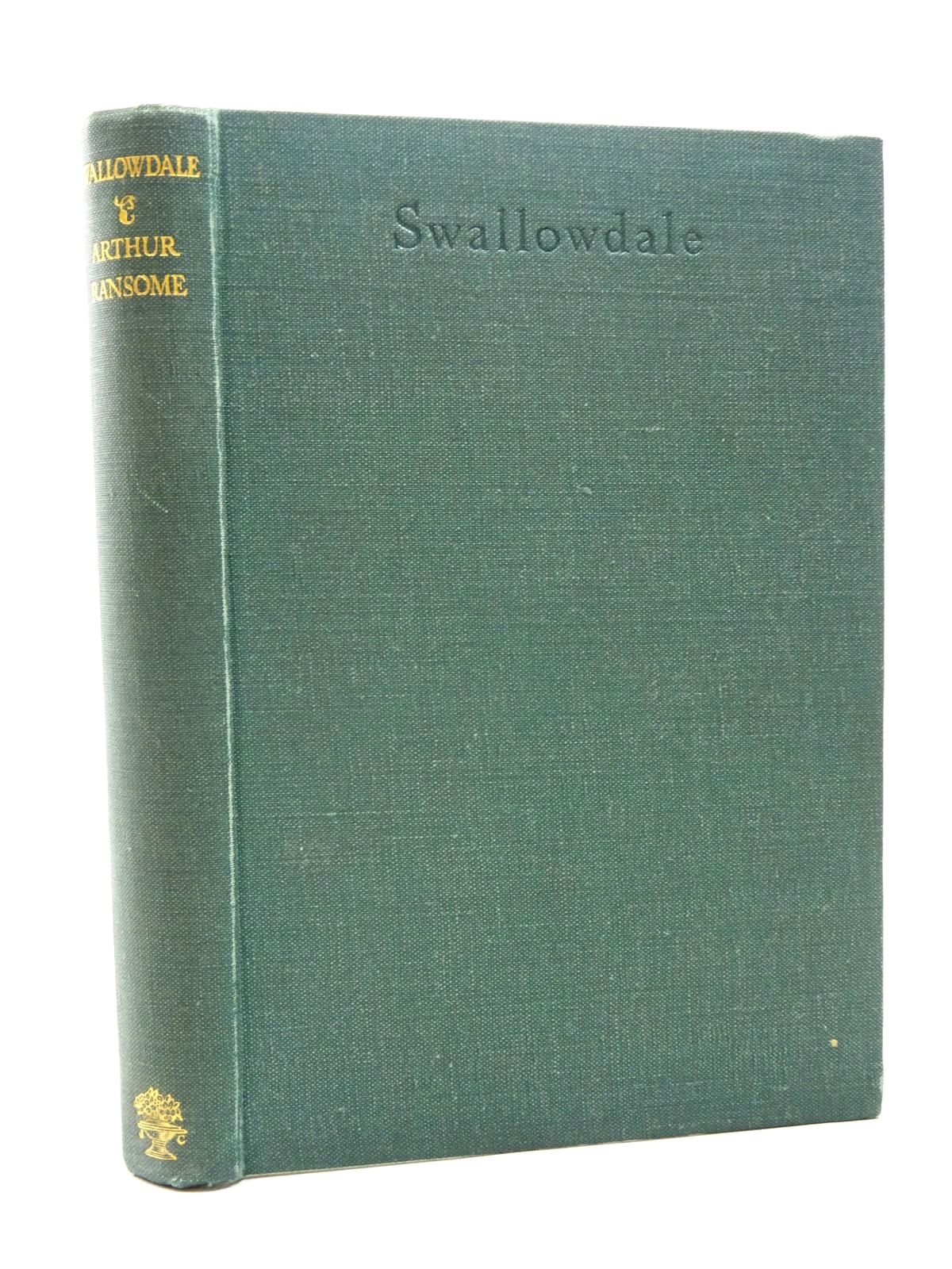 Photo of SWALLOWDALE written by Ransome, Arthur illustrated by Ransome, Arthur published by Jonathan Cape (STOCK CODE: 1815758)  for sale by Stella & Rose's Books