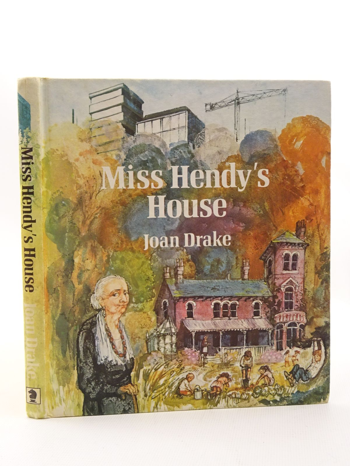 Photo of MISS HENDY'S HOUSE written by Drake, Joan illustrated by Hughes, Shirley published by Brockhampton Press (STOCK CODE: 1815759)  for sale by Stella & Rose's Books