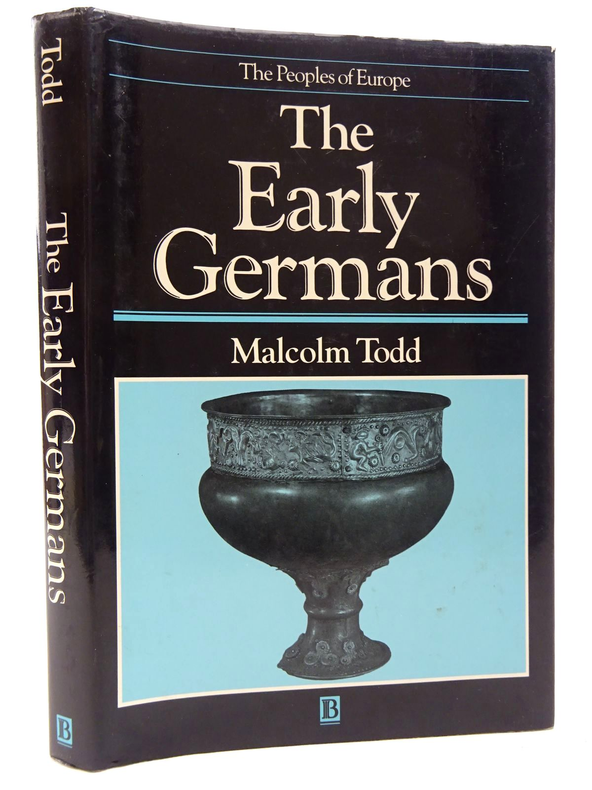 Photo of THE EARLY GERMANS (THE PEOPLES OF EUROPE) written by Todd, Malcolm published by Blackwell (STOCK CODE: 1815895)  for sale by Stella & Rose's Books