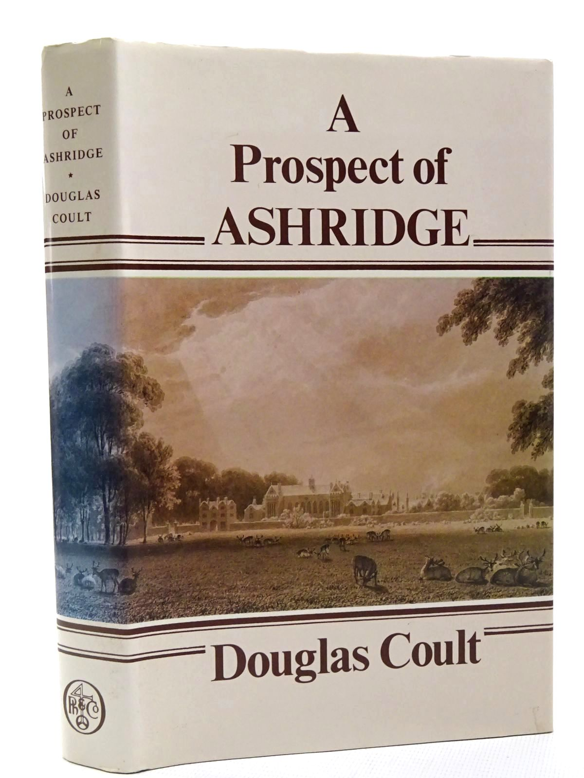 Photo of A PROSPECT OF ASHRIDGE written by Coult, Douglas published by Phillimore (STOCK CODE: 1815916)  for sale by Stella & Rose's Books