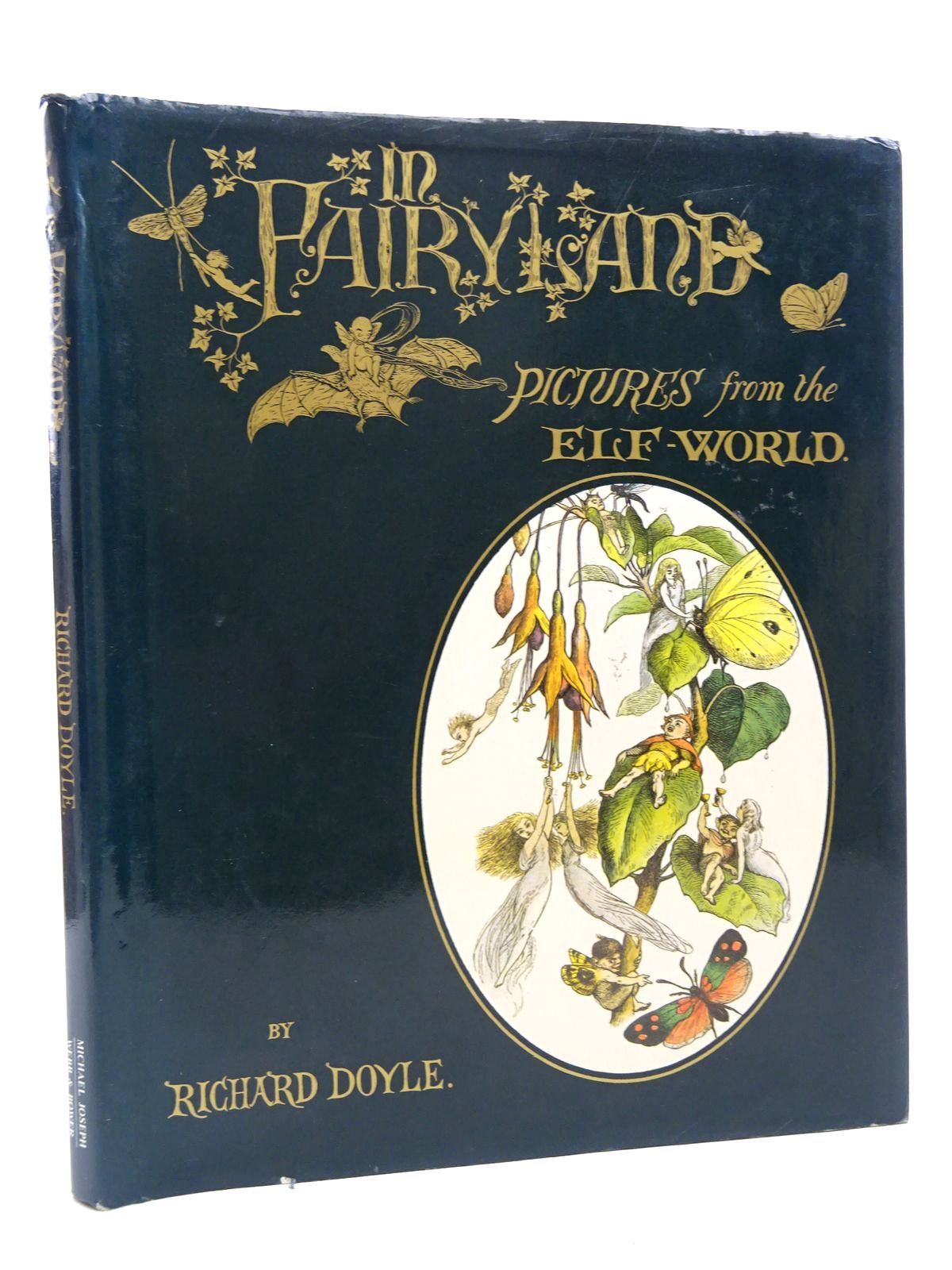 Photo of IN FAIRYLAND written by Allingham, William<br />Lang, Andrew illustrated by Doyle, Richard published by Michael Joseph, Webb & Bower (STOCK CODE: 1815924)  for sale by Stella & Rose's Books