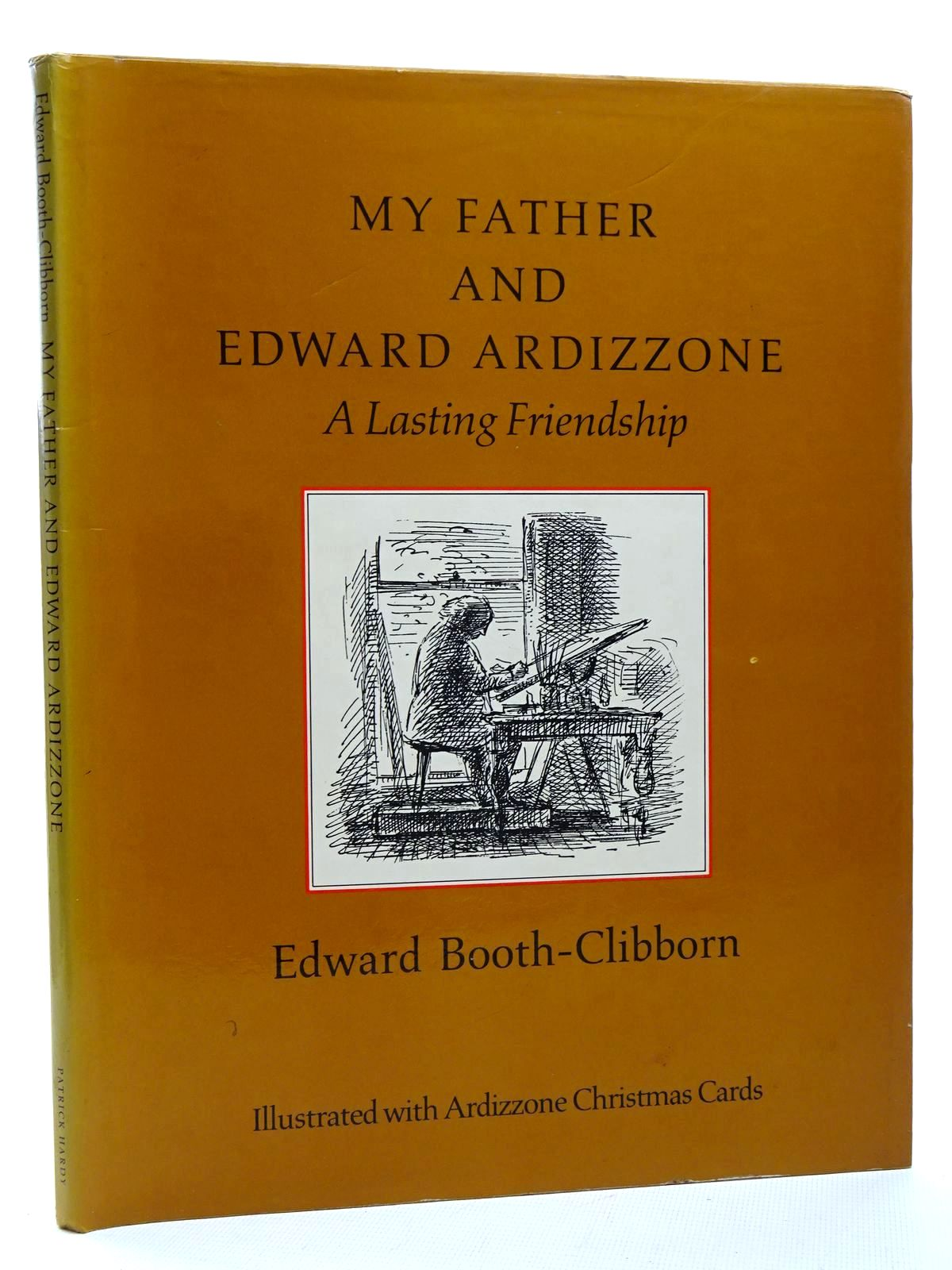 Photo of MY FATHER AND EDWARD ARDIZZONE written by Booth-Clibborn, Edward illustrated by Ardizzone, Edward published by Patrick Hardy Books (STOCK CODE: 1815933)  for sale by Stella & Rose's Books