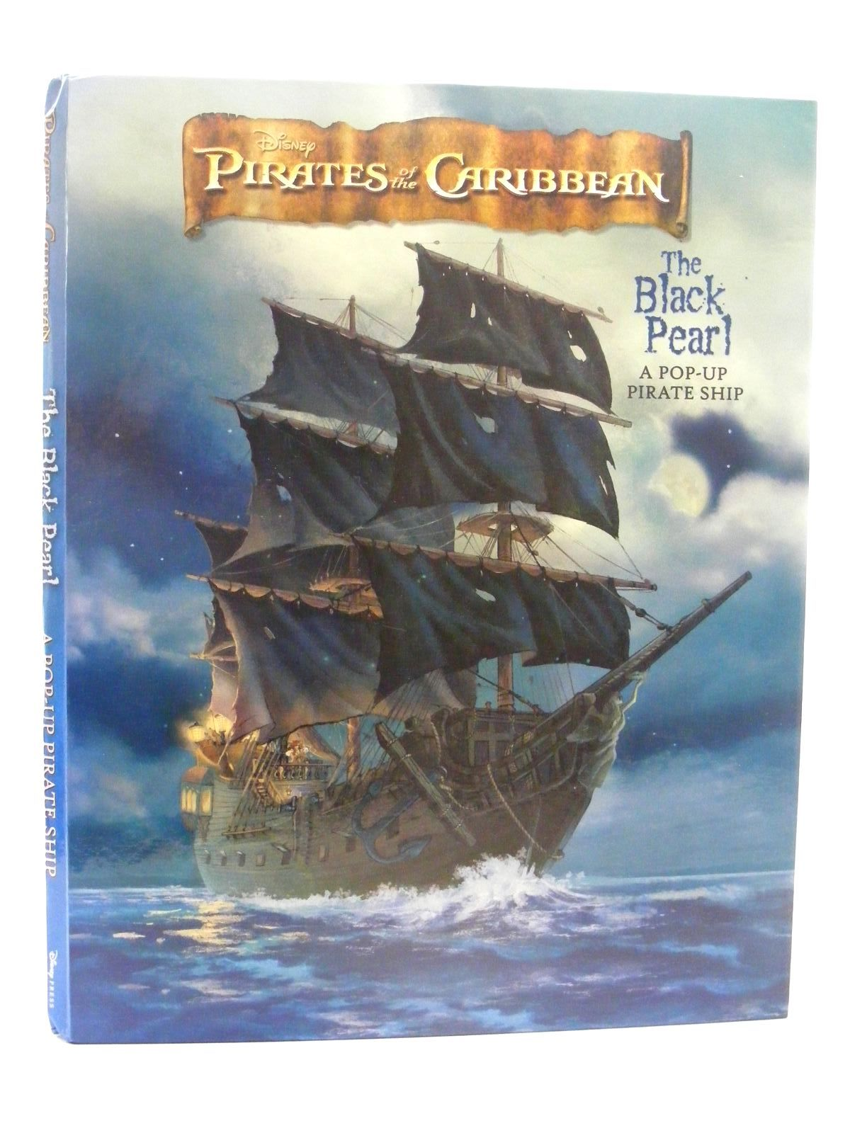 Photo of THE BLACK PEARL: A POP-UP PIRATE SHIP written by Thomas, Rich illustrated by Orpinas, Jean-Paul<br />Colletti, Marco published by Disney Press (STOCK CODE: 1815951)  for sale by Stella & Rose's Books