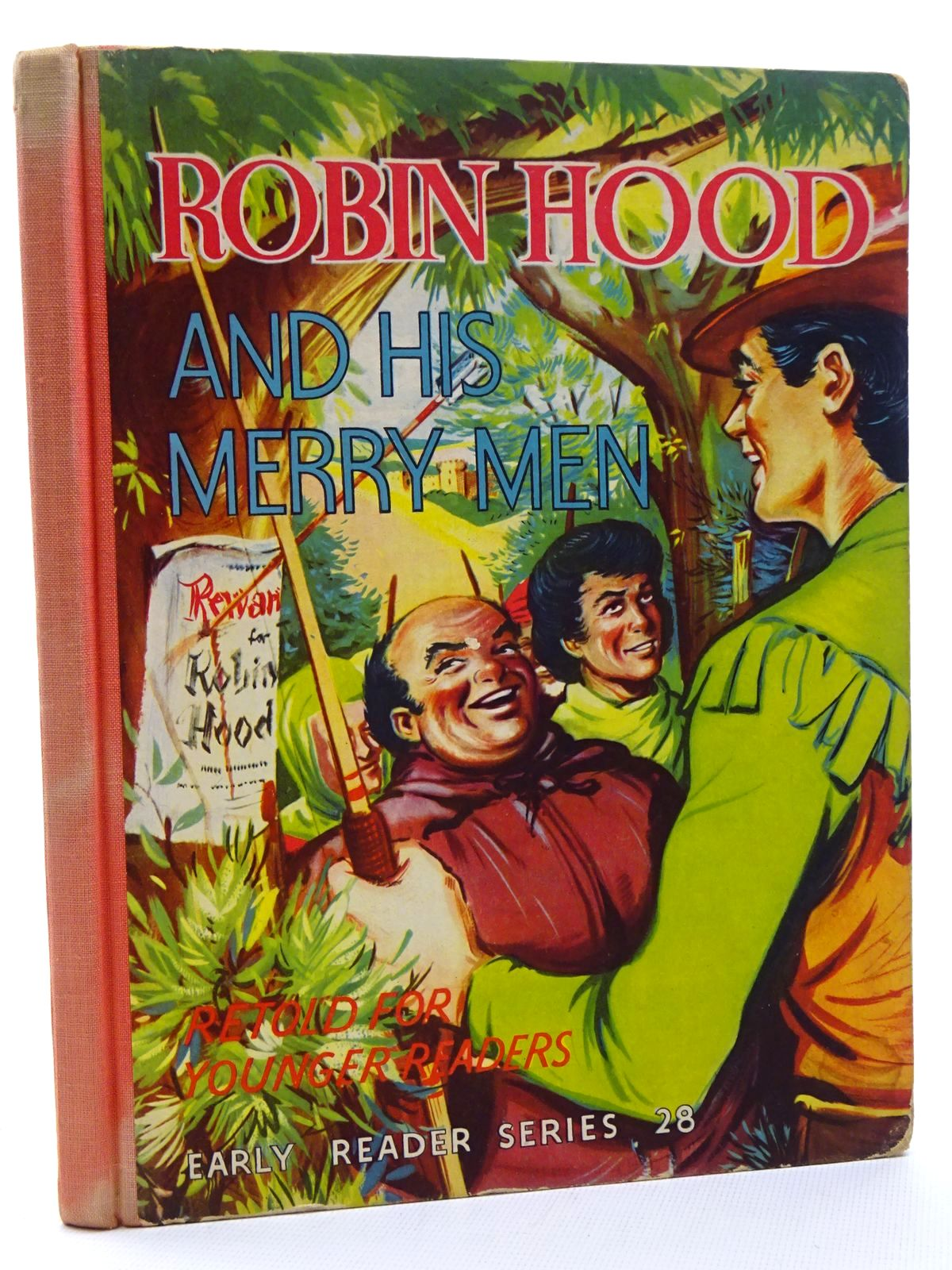 Photo of ROBIN HOOD AND HIS MERRY MEN published by Hampster Books (STOCK CODE: 1815994)  for sale by Stella & Rose's Books