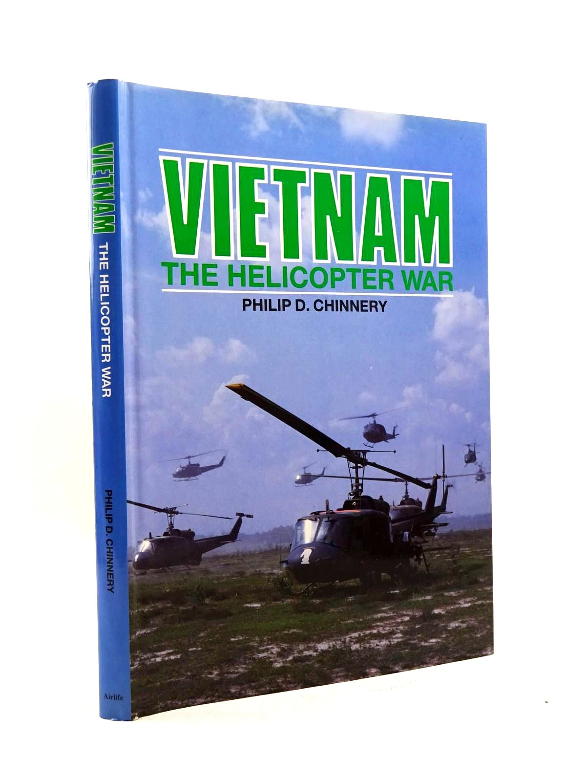 Photo of VIETNAM THE HELICOPTER WAR written by Chinnery, Philip D. published by Airlife (STOCK CODE: 1816009)  for sale by Stella & Rose's Books