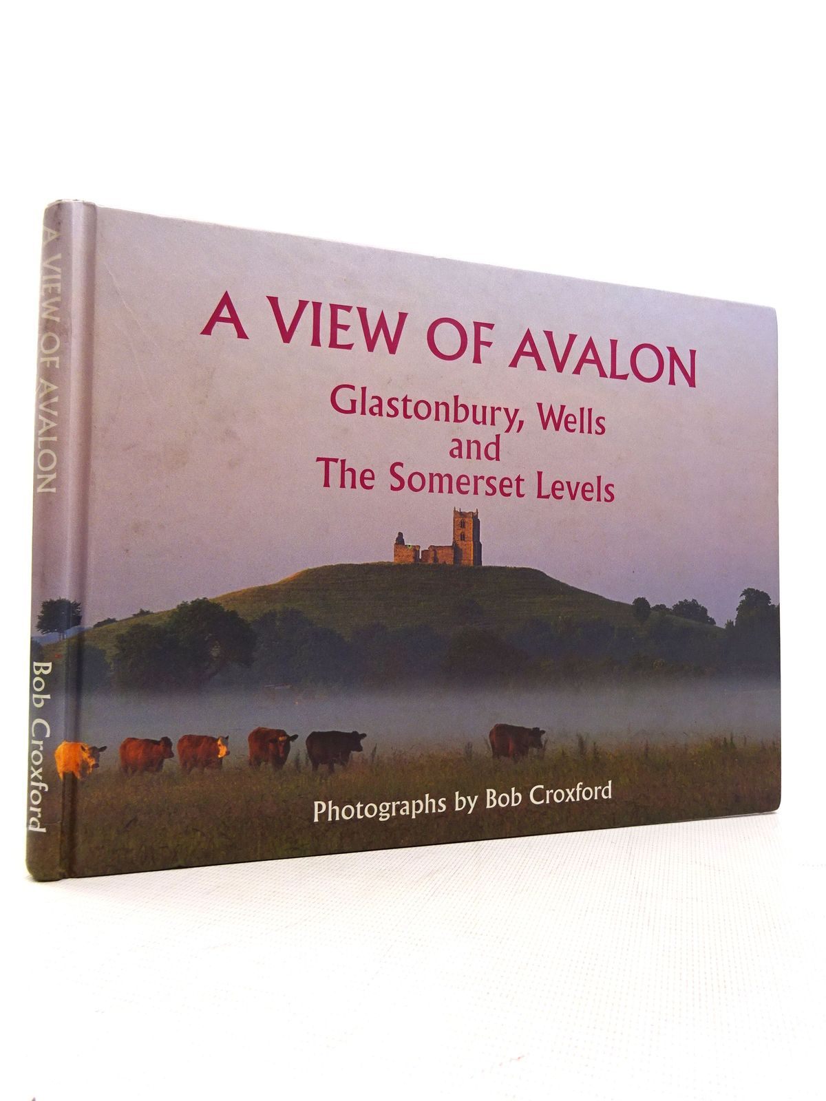 Photo of A VIEW OF AVALON: GLASTONBURY, WELLS AND THE SOMERSET LEVELS written by Croxford, Bob published by Atmosphere (STOCK CODE: 1816028)  for sale by Stella & Rose's Books