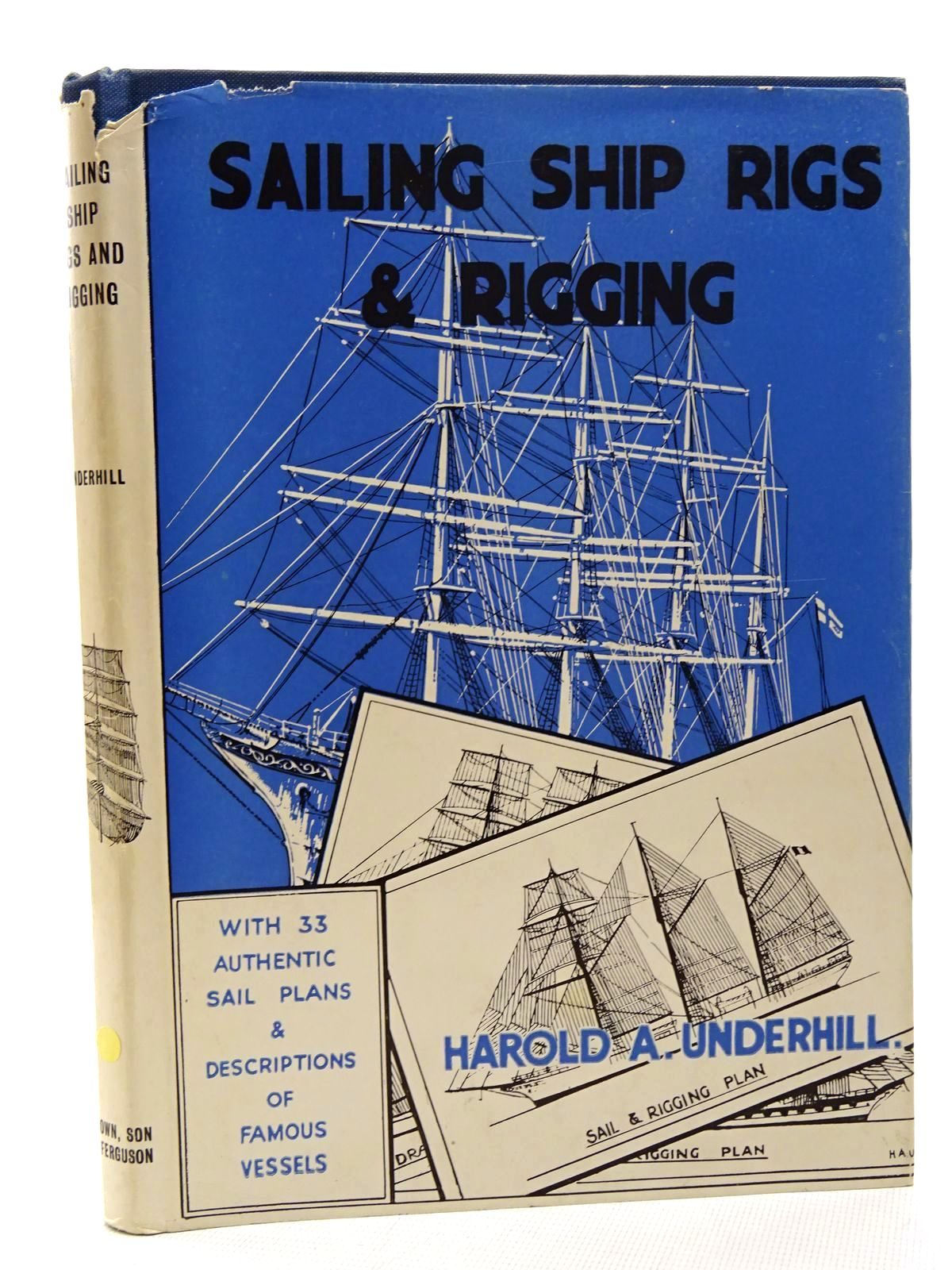 Photo of SAILING SHIP RIGS AND RIGGING