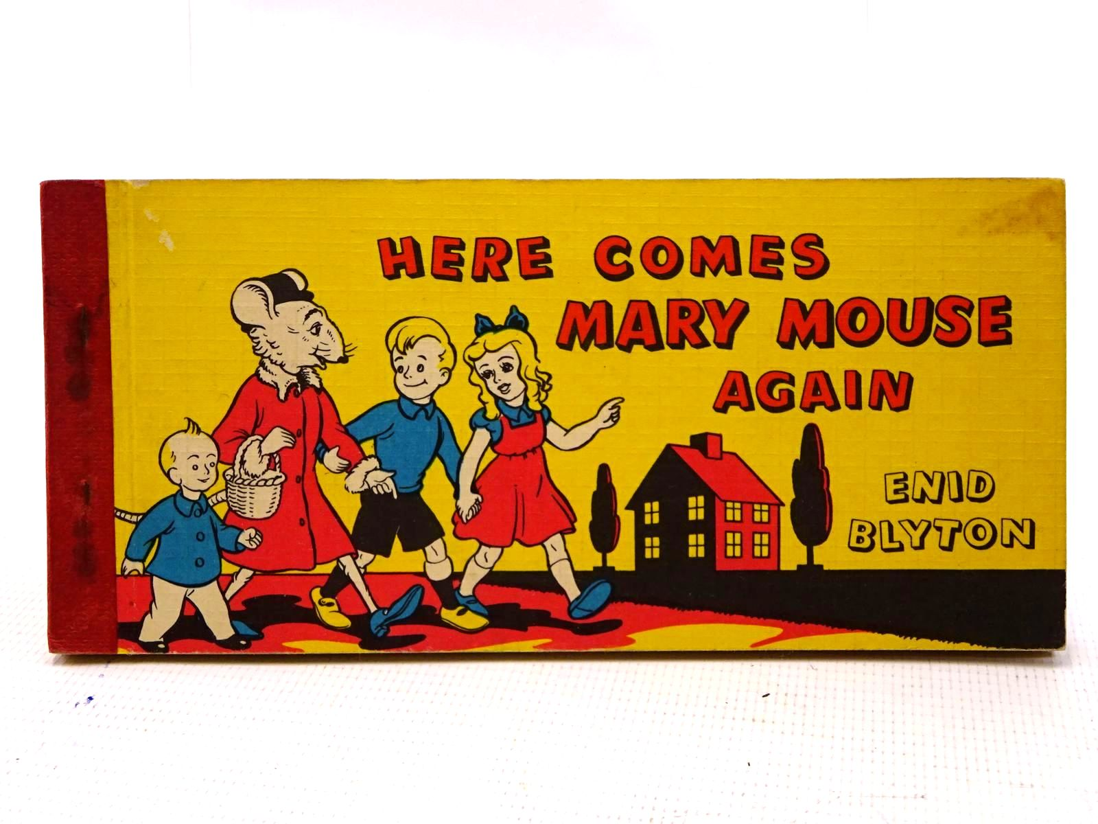 Photo of HERE COMES MARY MOUSE AGAIN written by Blyton, Enid illustrated by Openshaw, Olive F. published by Brockhampton Press (STOCK CODE: 1816111)  for sale by Stella & Rose's Books