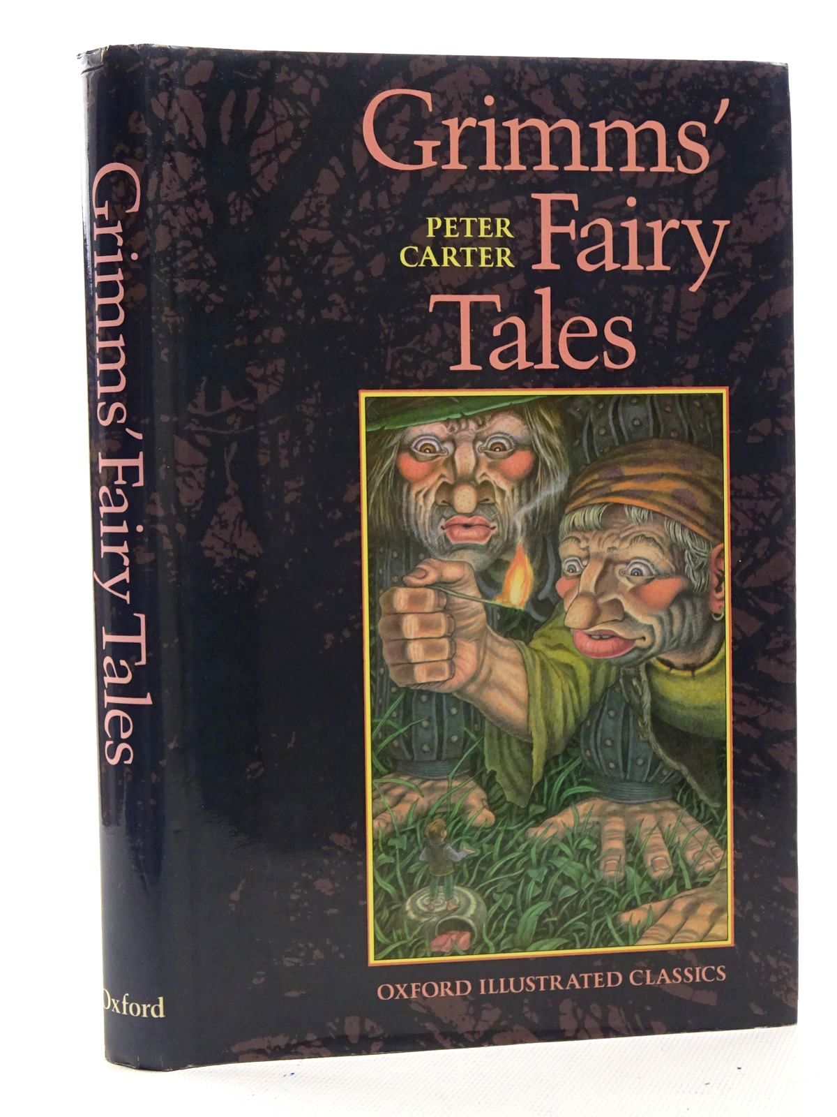 Photo of GRIMM'S FAIRY TALES written by Grimm, Brothers<br />Carter, Peter illustrated by Richardson, Peter published by Oxford University Press (STOCK CODE: 1816120)  for sale by Stella & Rose's Books