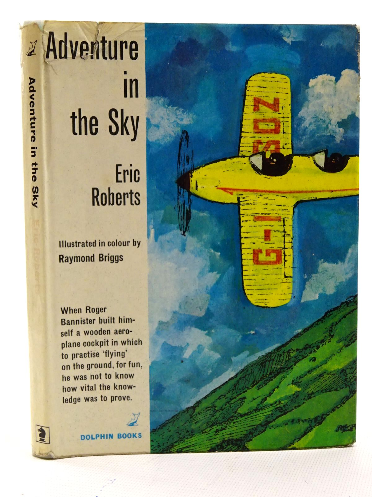 Photo of ADVENTURE IN THE SKY written by Roberts, Eric illustrated by Briggs, Raymond published by University of London Press Ltd. (STOCK CODE: 1816128)  for sale by Stella & Rose's Books
