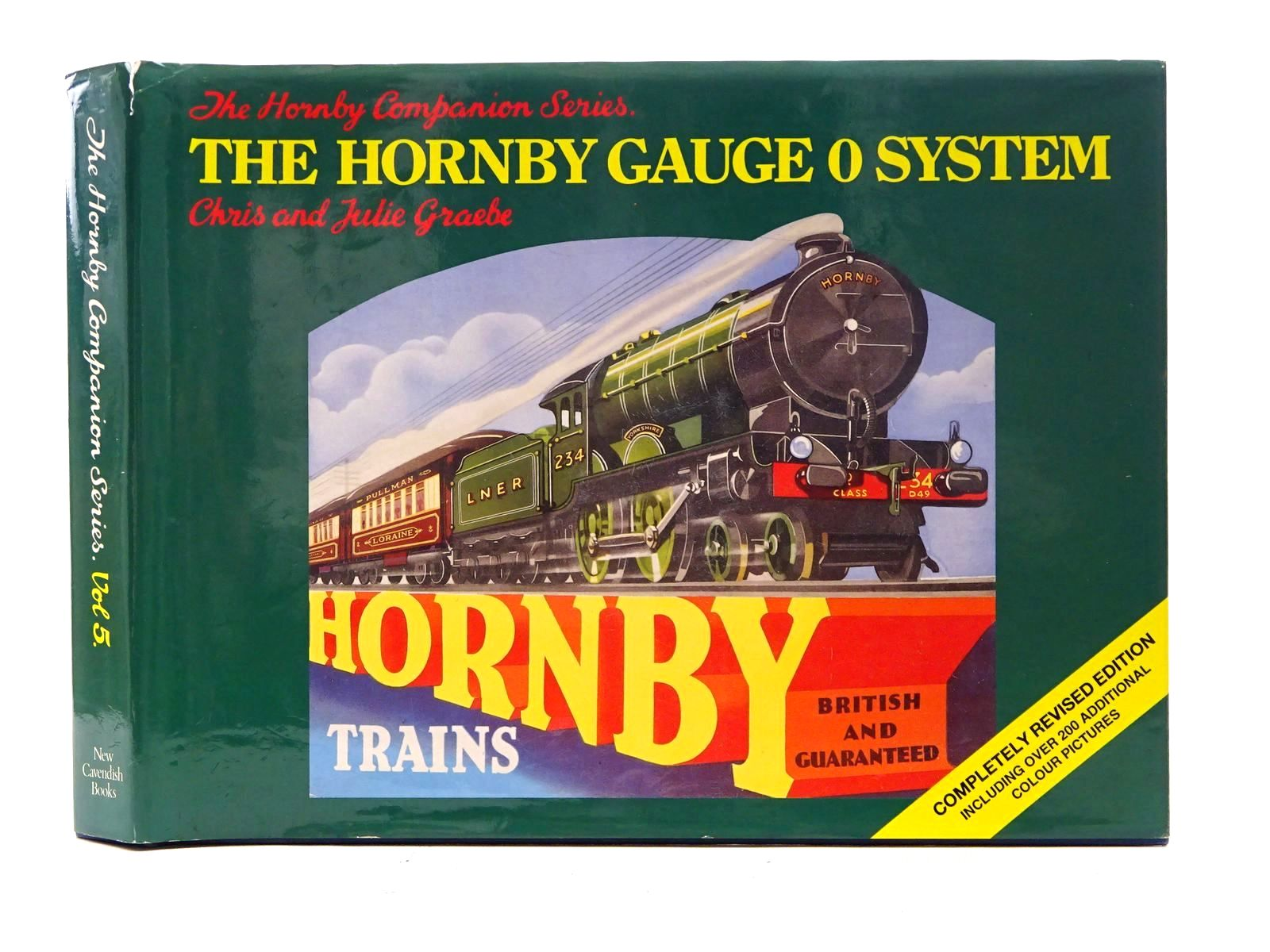 Photo of THE HORNBY GAUGE 0 SYSTEM written by Graebe, Chris<br />Graebe, Julie published by New Cavendish Books (STOCK CODE: 1816155)  for sale by Stella & Rose's Books
